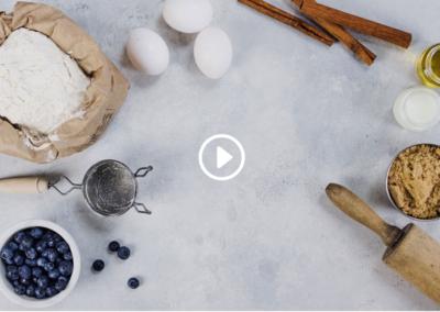 video ricette sito ristorante