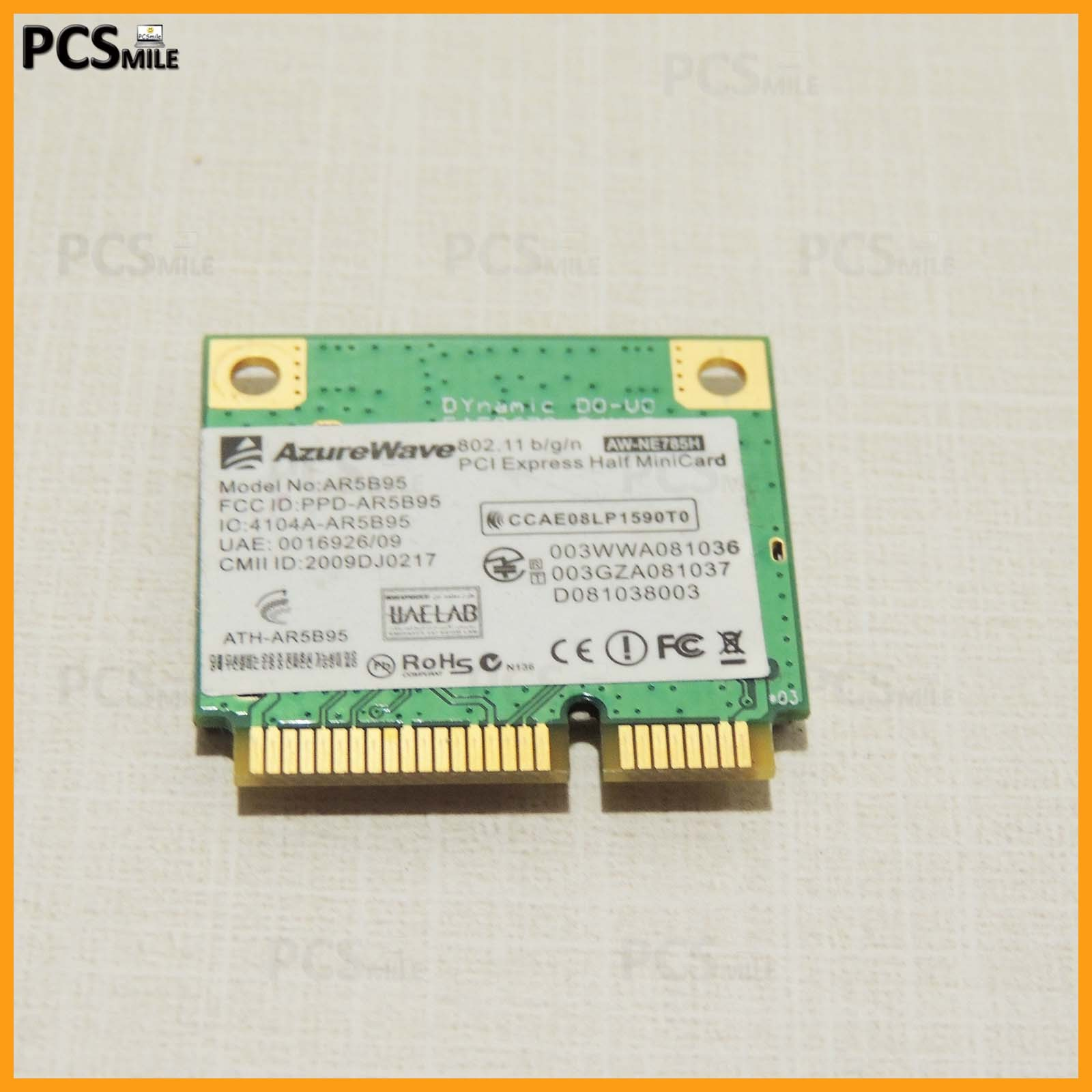 AzureWave AR5B95 Asus Eee PC 1005HA PCI Express Mini card