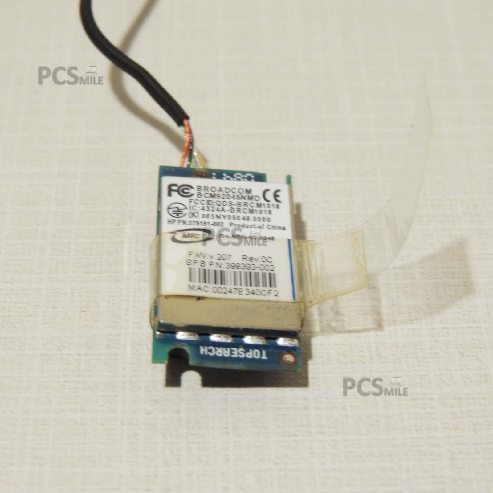 Broadcom BCM92045NMD Bluetooth con cavo di collegamento HP Compaq 6730S