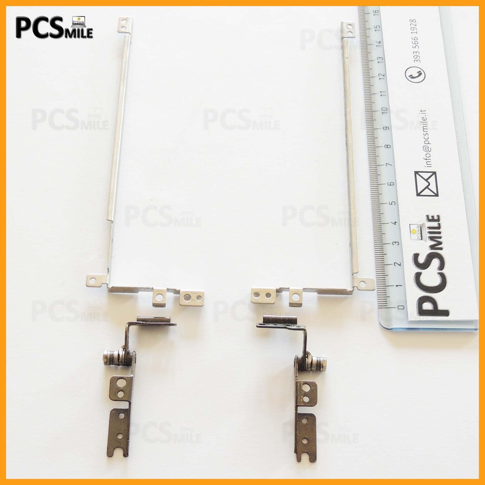 Cerniere Asus Eee PC 1005HA HSD R - L supporto schermo supporti display