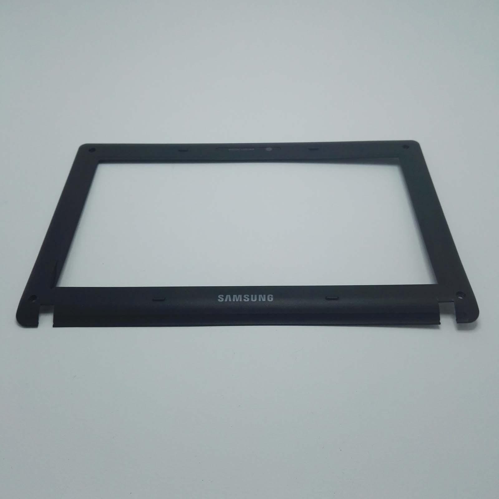Cornice display schermo Samsung N150 NP-N150 BA75-02360B scocca nero black
