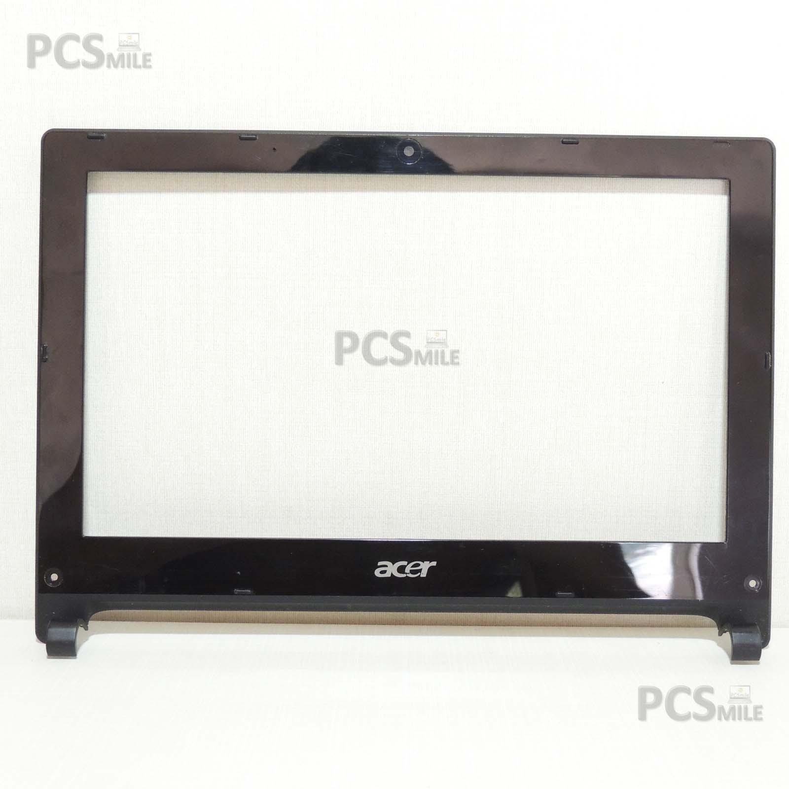 Cornice display scocca schermo orginale nero Acer Aspire One D260 FA0DM000Q00