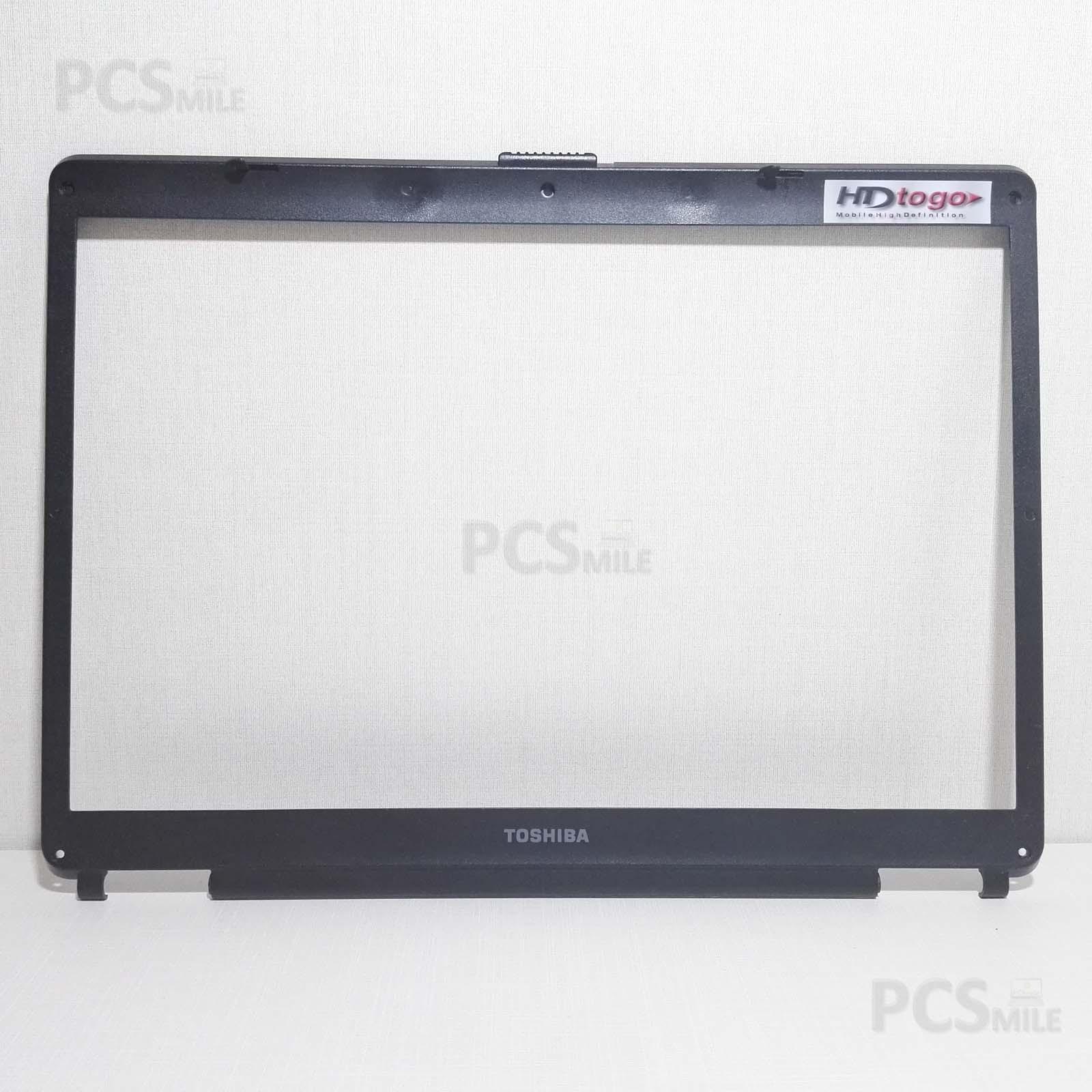 Cornice schermo Toshiba Satellite A100 scocca anteriore display 6070B0082201