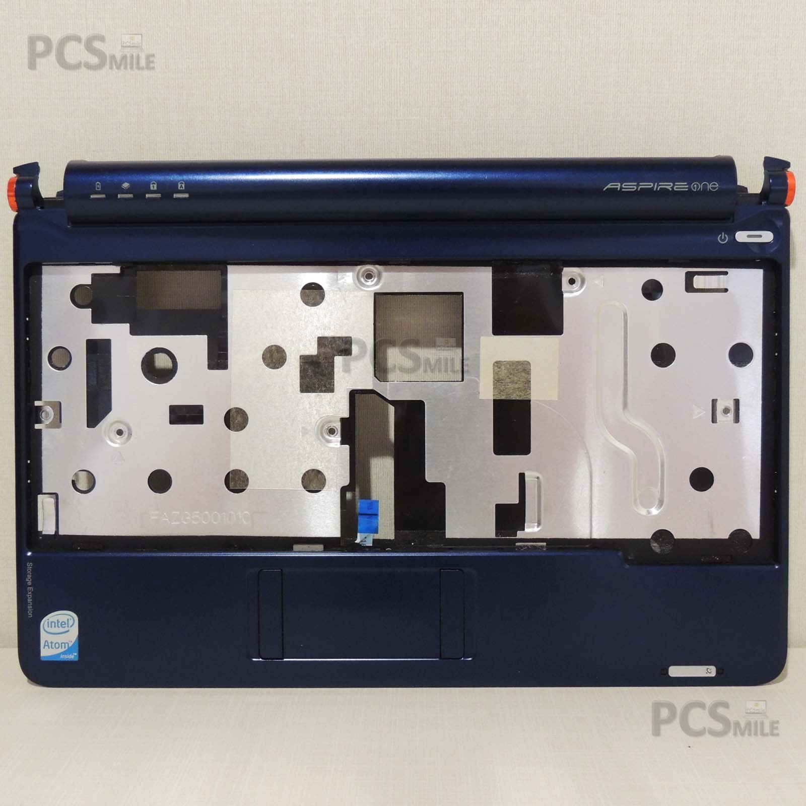 Cover Touchpad Acer Aspire one ZG5 Series ZYE REV:3A INJ-BNT0102A Power button