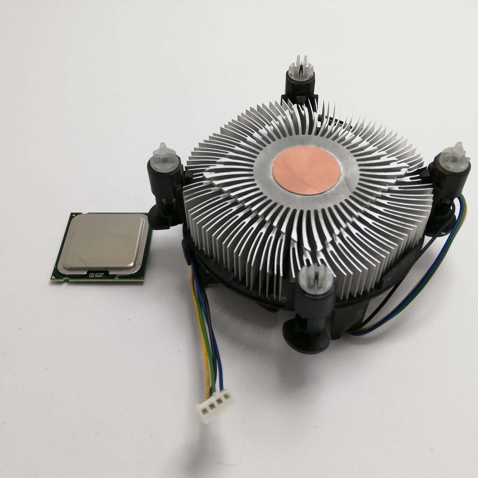 CPU PROCESSORE INTEL CORE DUO 2 E6550 6550 775 64BIT 2.33GHZ/4M/1333MHZ