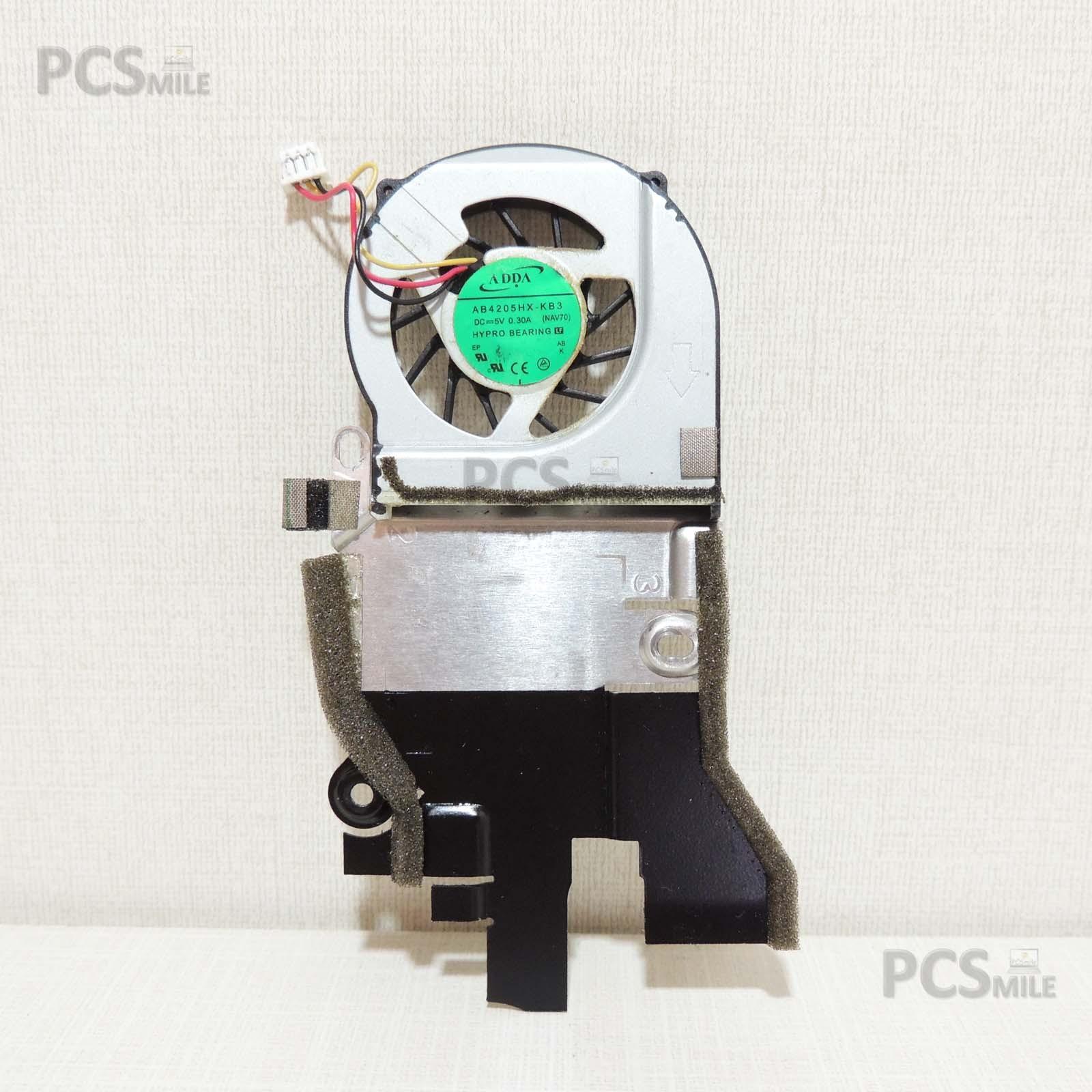 Dissipatore originale Acer Aspire One D260 compreso di ventola AT0DM001AG0 A5Q