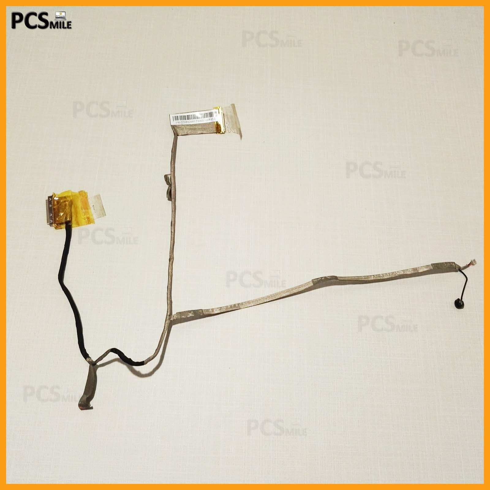 Flat ORIGINALE Asus K54C 14G221047001241601008414 cavo LCD collegamento Display