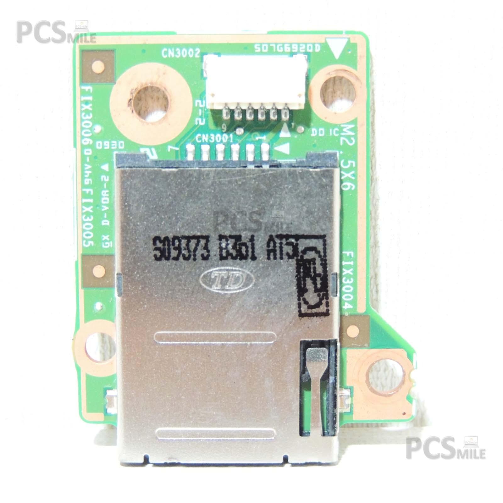 Fujitsu Esprimo Mobile V6555 Z17M 6050a2209401 a05 SIM BOARD Carrellino SIM