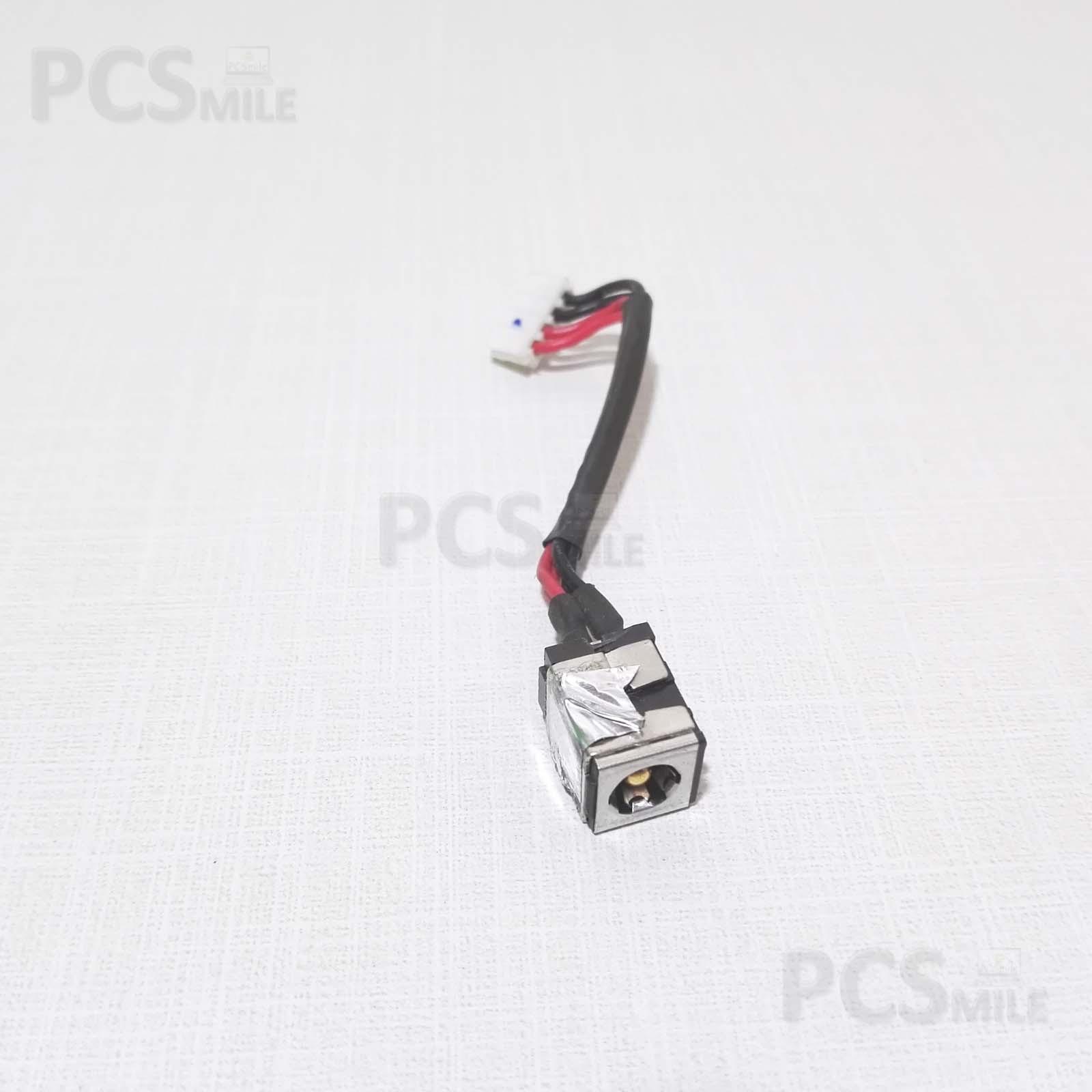 Jack alimentazione originale Asus K50C attacco 4 pin