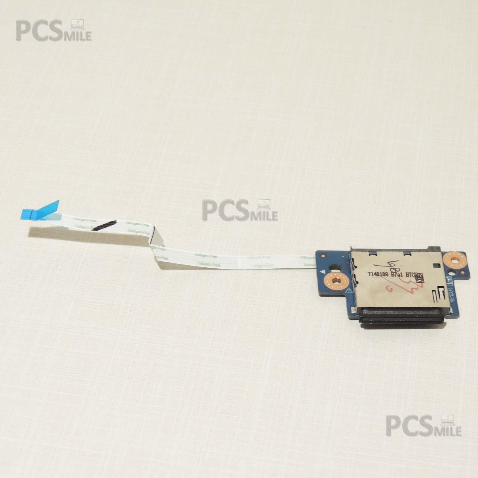 Lenovo G500 Card reader interno 455MC838L01 COMPRESO DI FLAT
