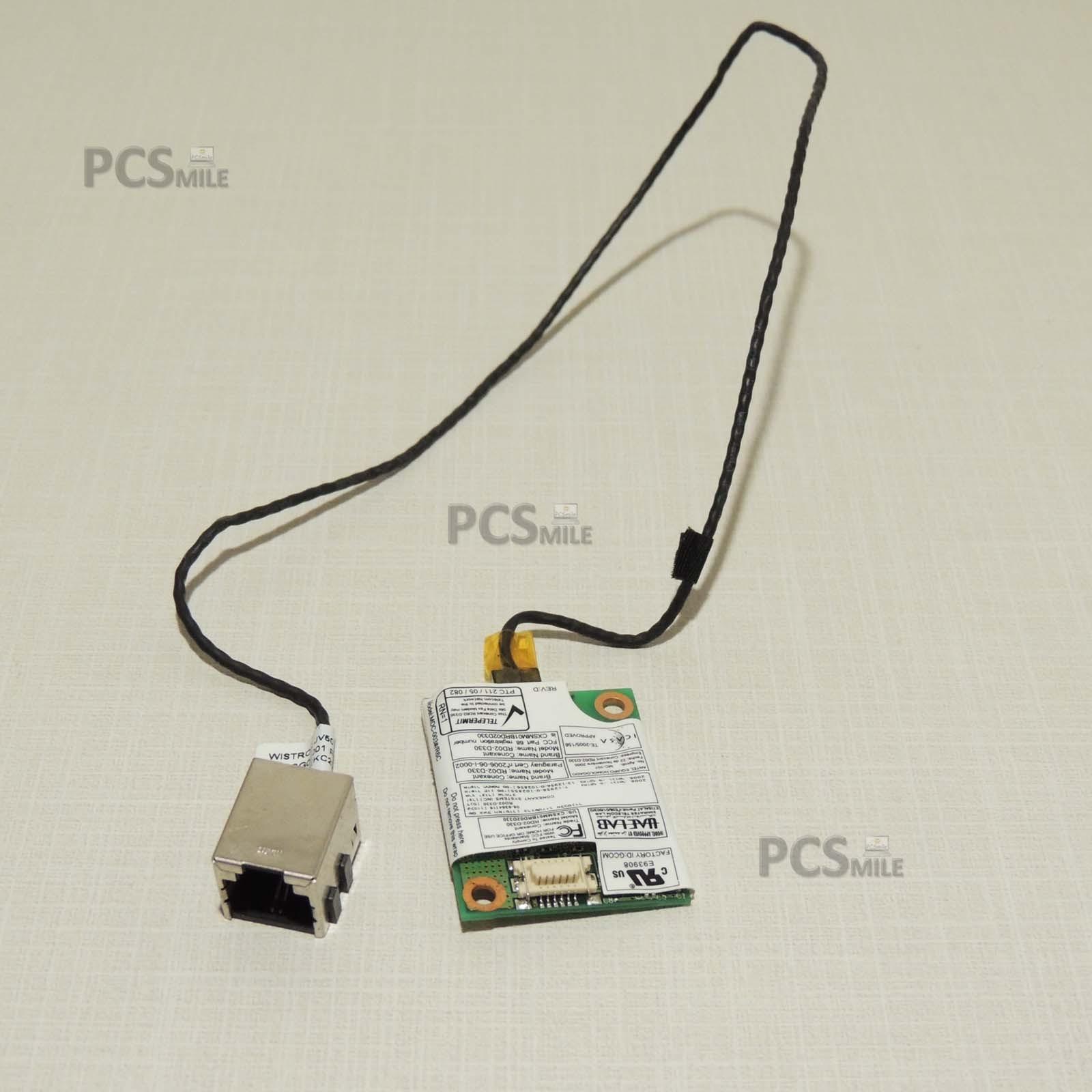 Modem Acer Aspire 5536/5236 MS2265 compreso di cavo