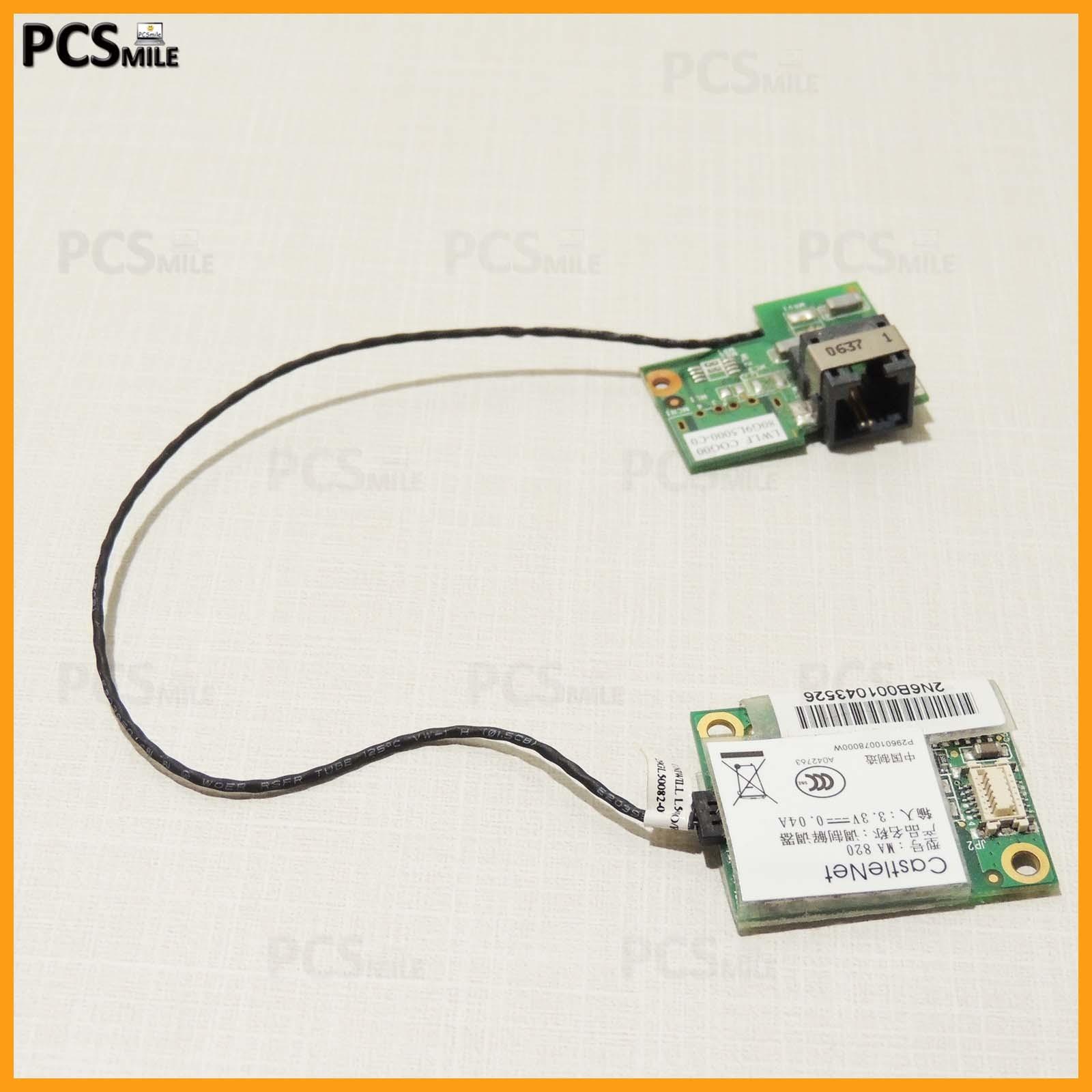 Modem Castlenet 76G060820-00 Amilo Pi 1505 BS032 Fujitsu Siemens