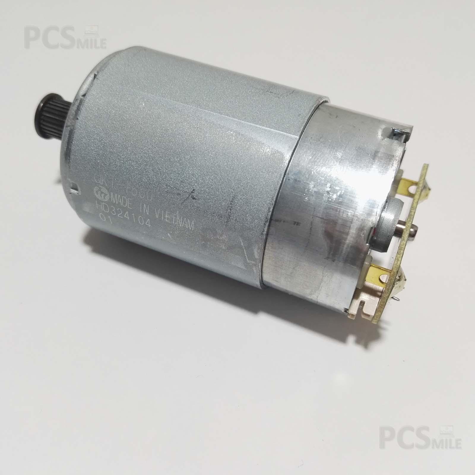 Motorino di stampa Canon Pixma QK1-1500 HD324104 motore DC motor