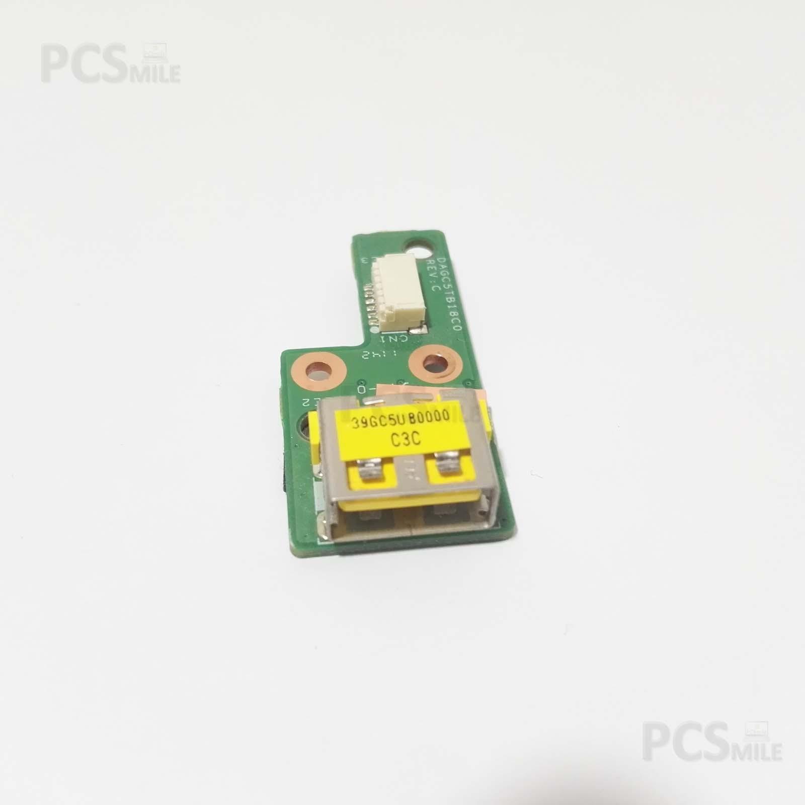 Porta USB DAGC5TB18CO REV:C Lenovo ThinkPad Edge 15 USB posteriore