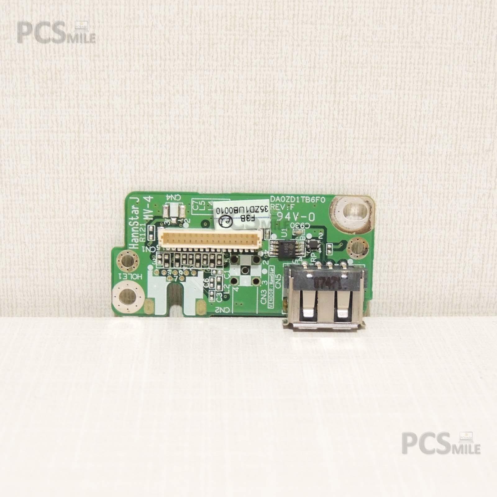 Porte UBS Acer Aspire 5920G ZD1 Series DA0ZD1TB6F0 REV:F