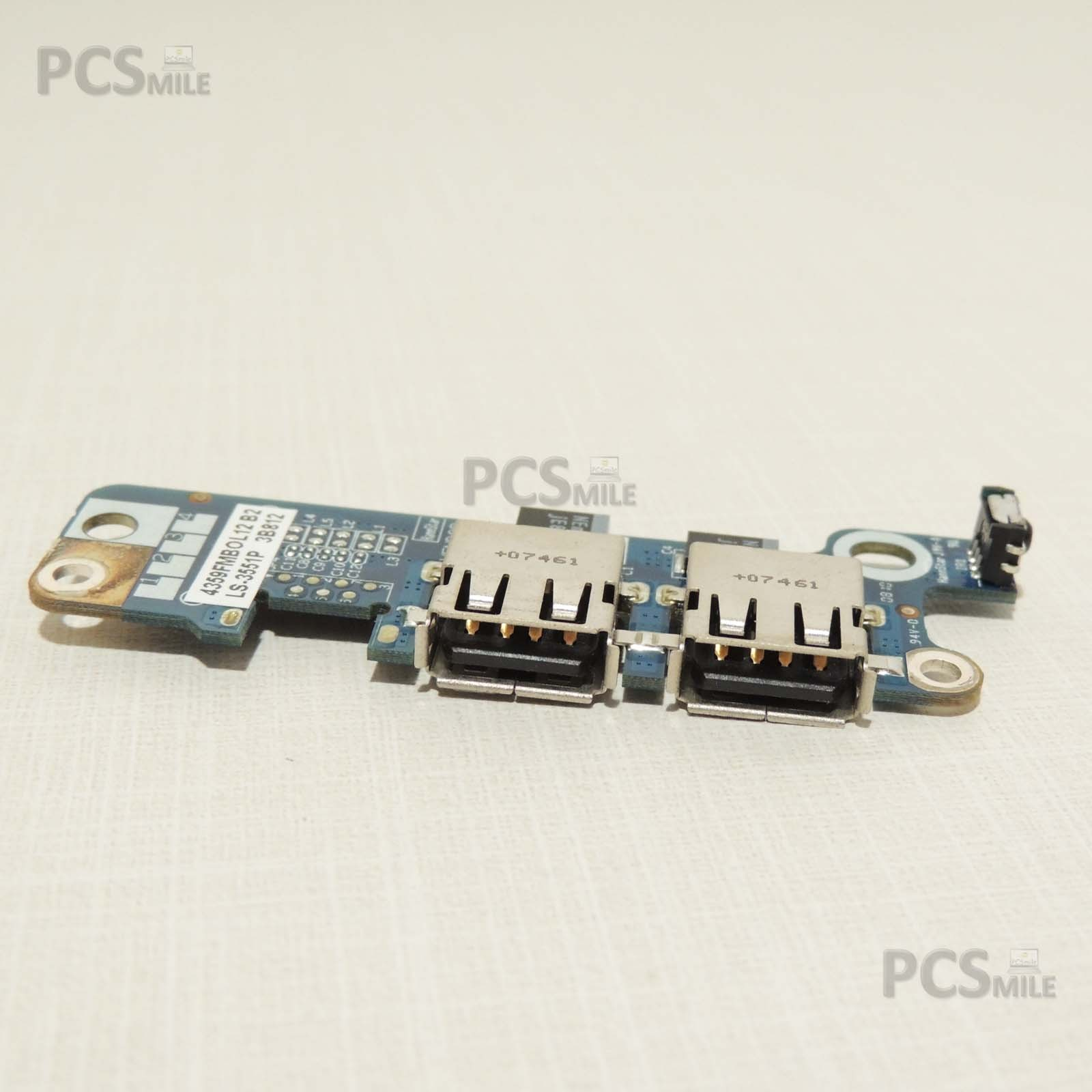 Porte USB Board Acer Aspire 7520 Series ICL50 LS-3551P