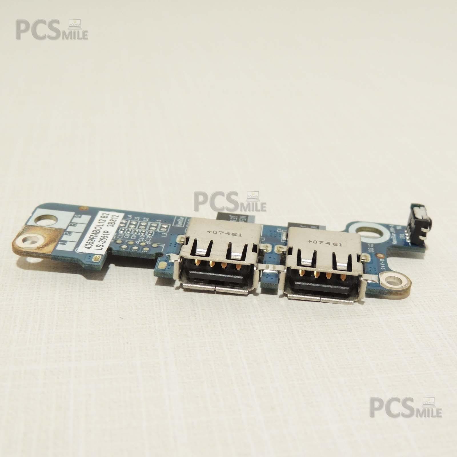 Porte USB Board Acer Aspire 7520 Series ICL50 LS-3551P