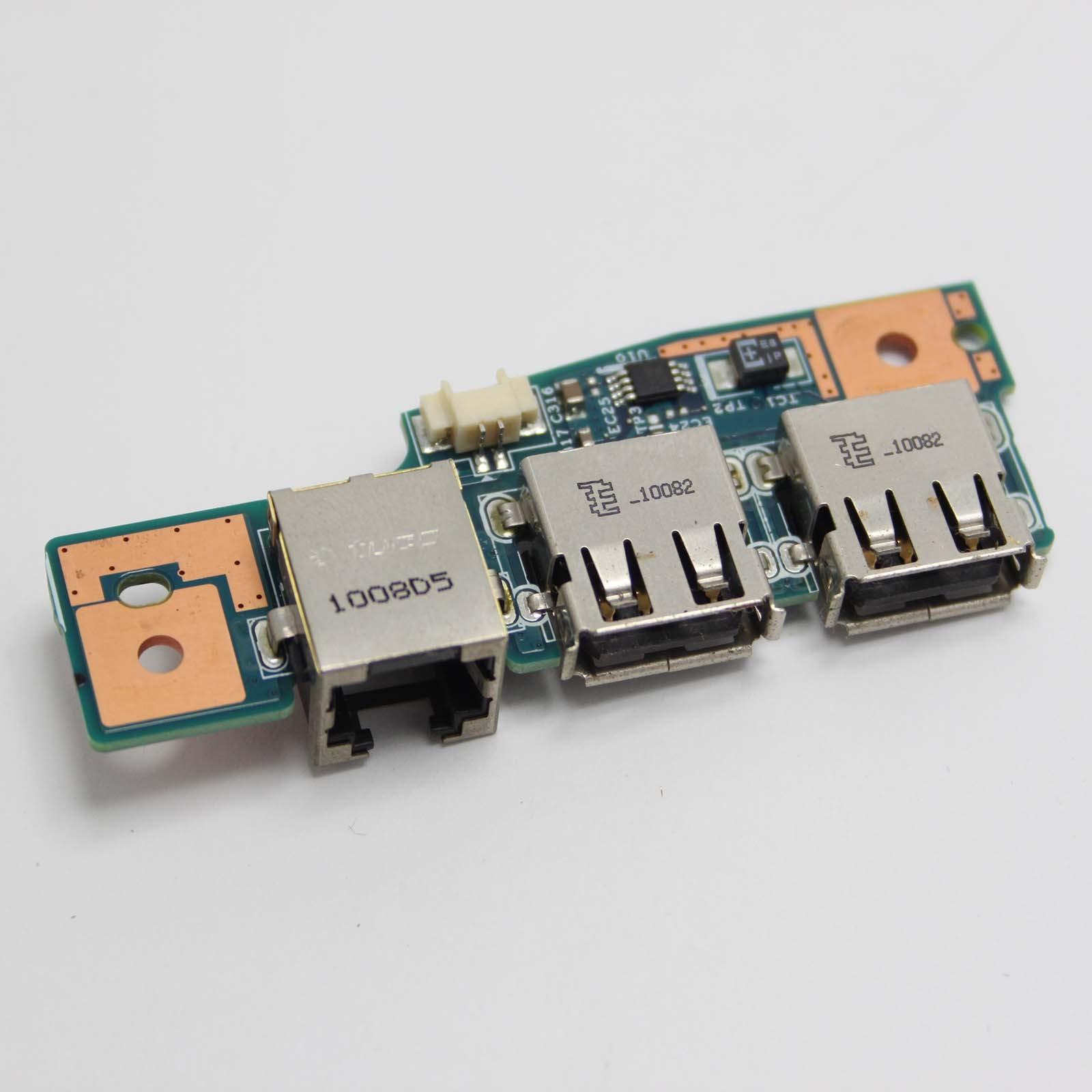 Porte USB Packard Bell Easynote TJ65 MS2273 ingresso modem 48.4BU02.01M