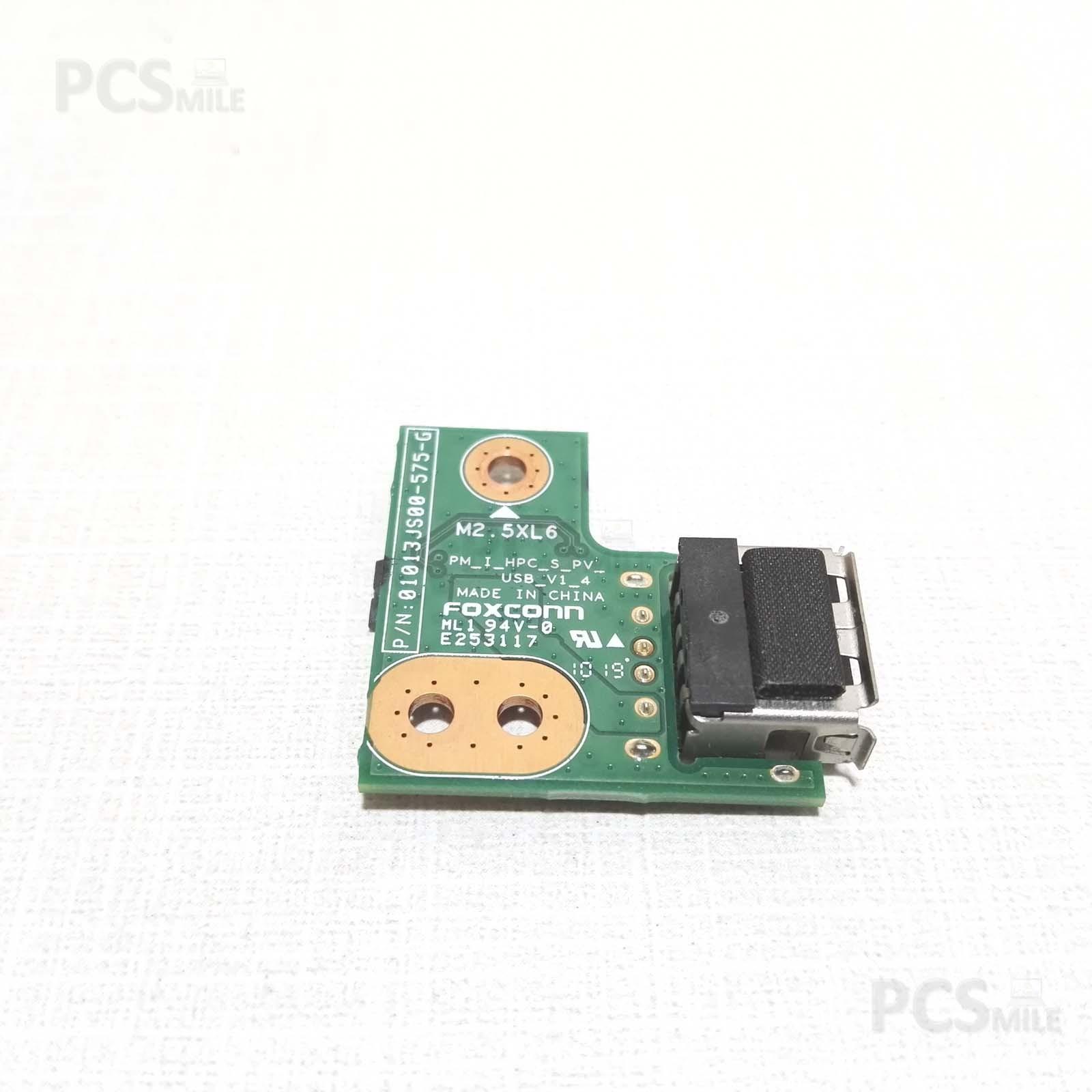 Posta USB scheda 01013js00-575-g originale HP G62 serie