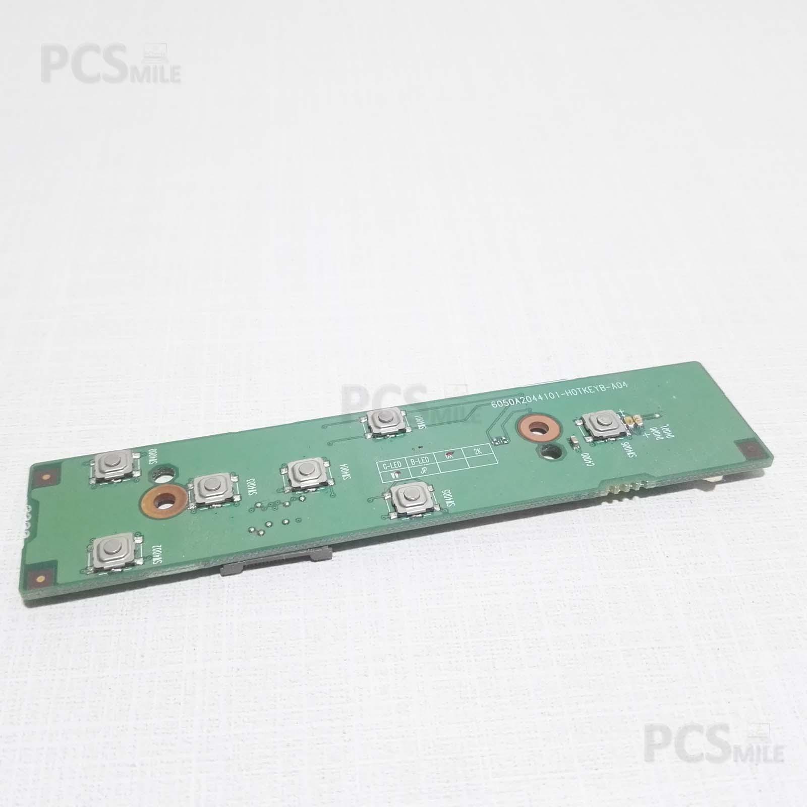 Power button Toshiba Satellite A100 6050A2045301-TOUCHB-A-A03 tasto power