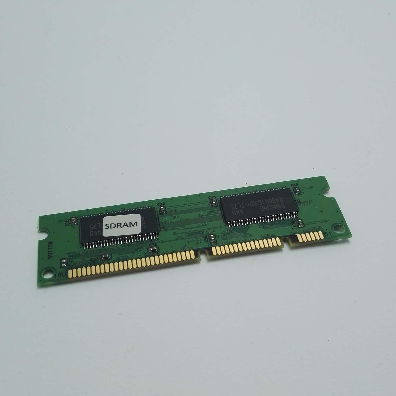 RAM 128 MB SDRAM DIMM V1.1 Stampante multifunzione Samsung SCX-6320F