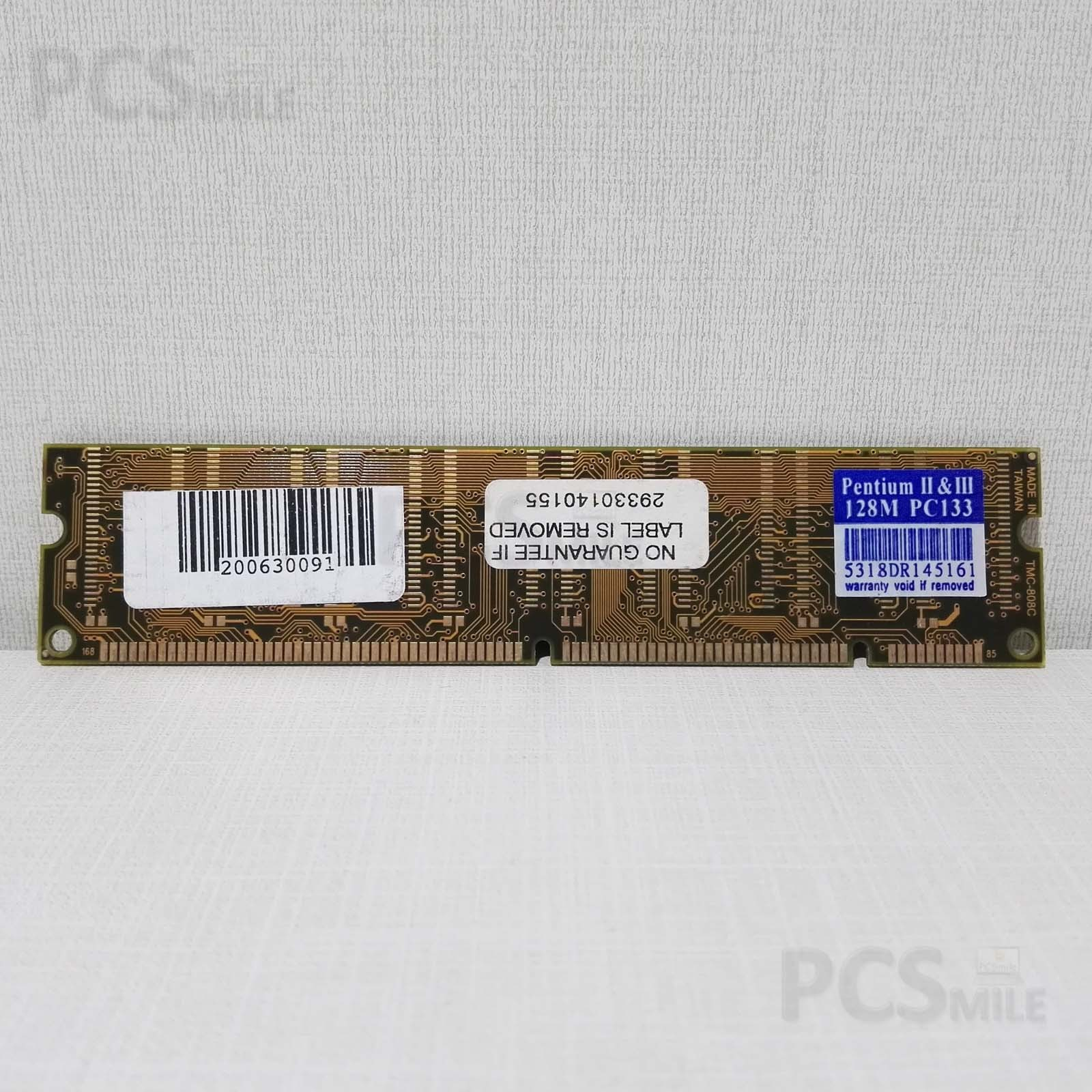 RAM 128MB DDR PC133 PENTIUM II E III