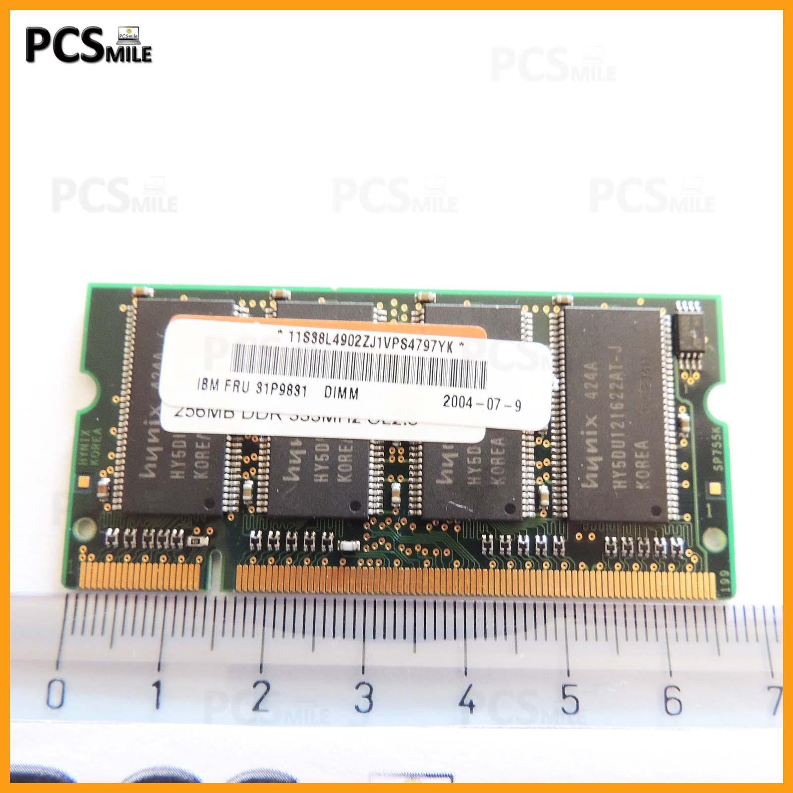 RAM DDR SODIMM