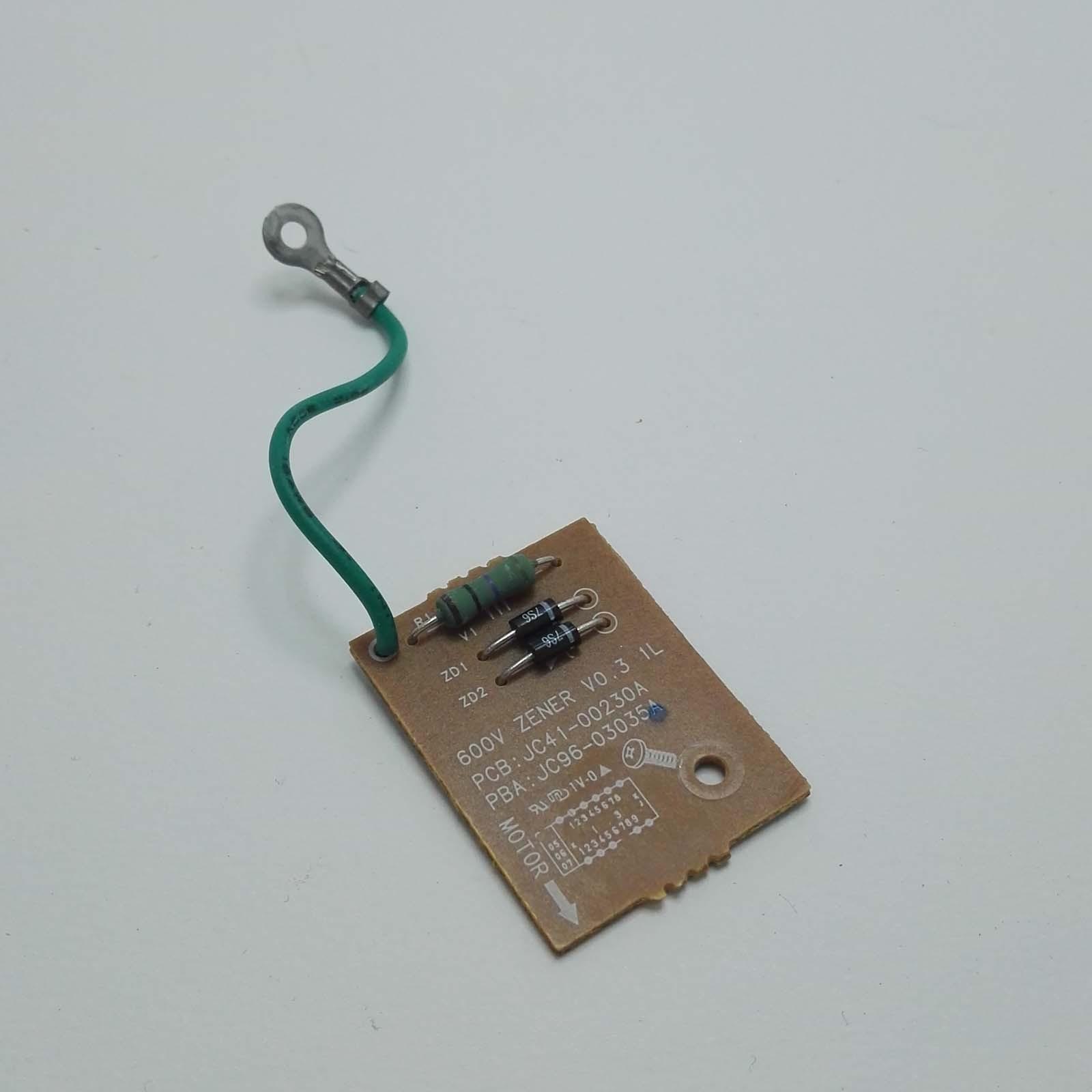 Scheda 600V ZENER V0.3 per Samsung SCX-6320F multifunzione JC41-00230A