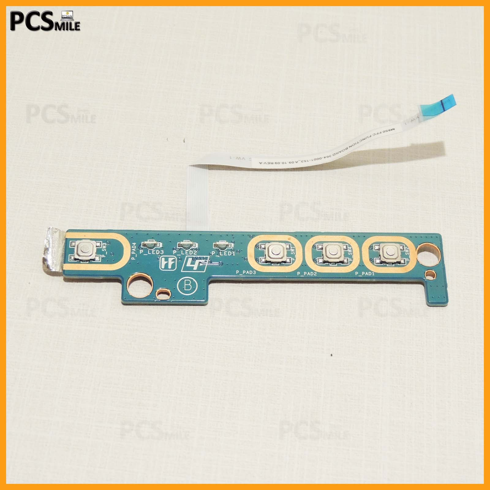 Scheda accensione Power board 1P-1C96J03-8010 Sony Vaio PCG-7181M VGN-NW21ZF