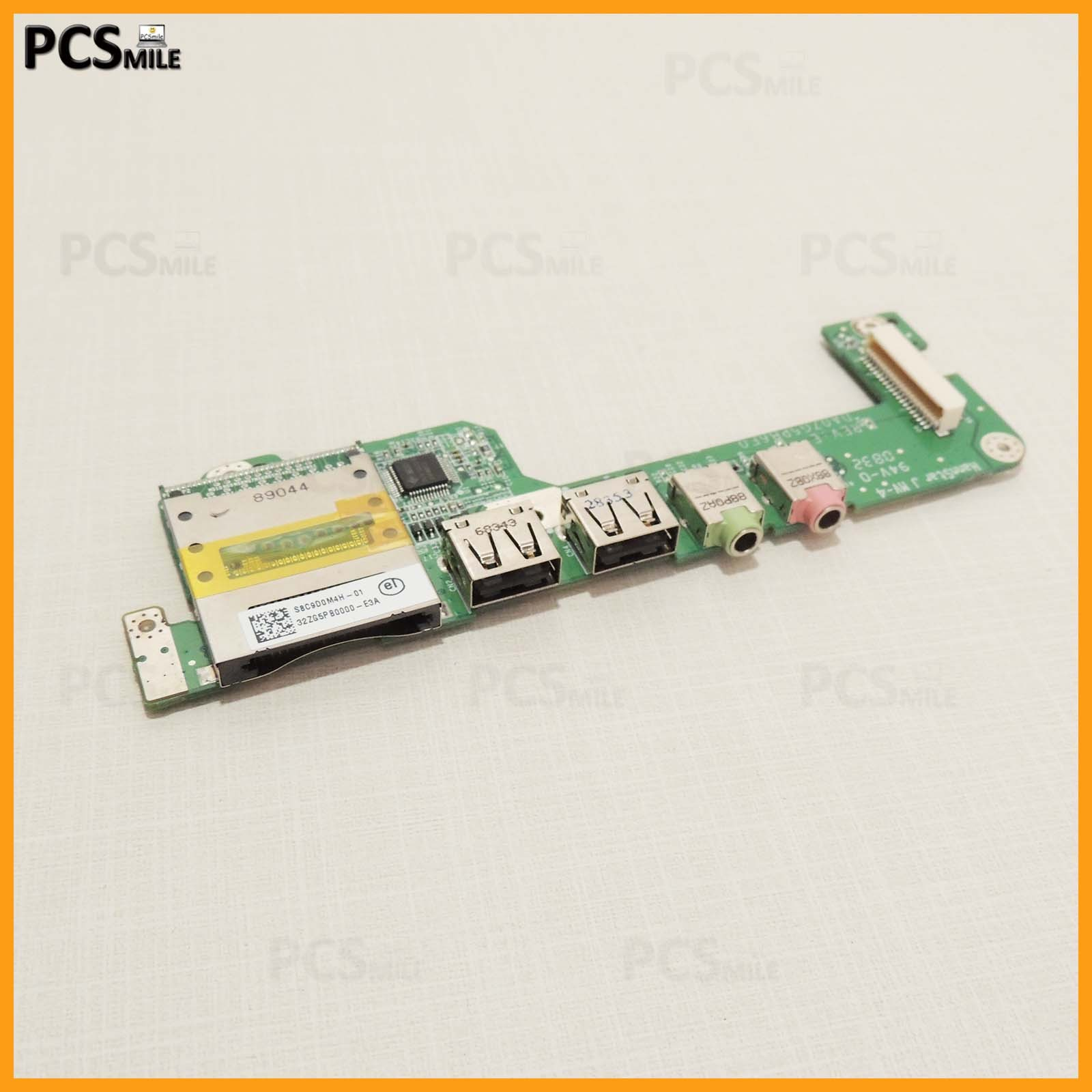 Scheda audio card reader USB Acer Aspire One ZG5 DA0ZG5P86E0 REV:E