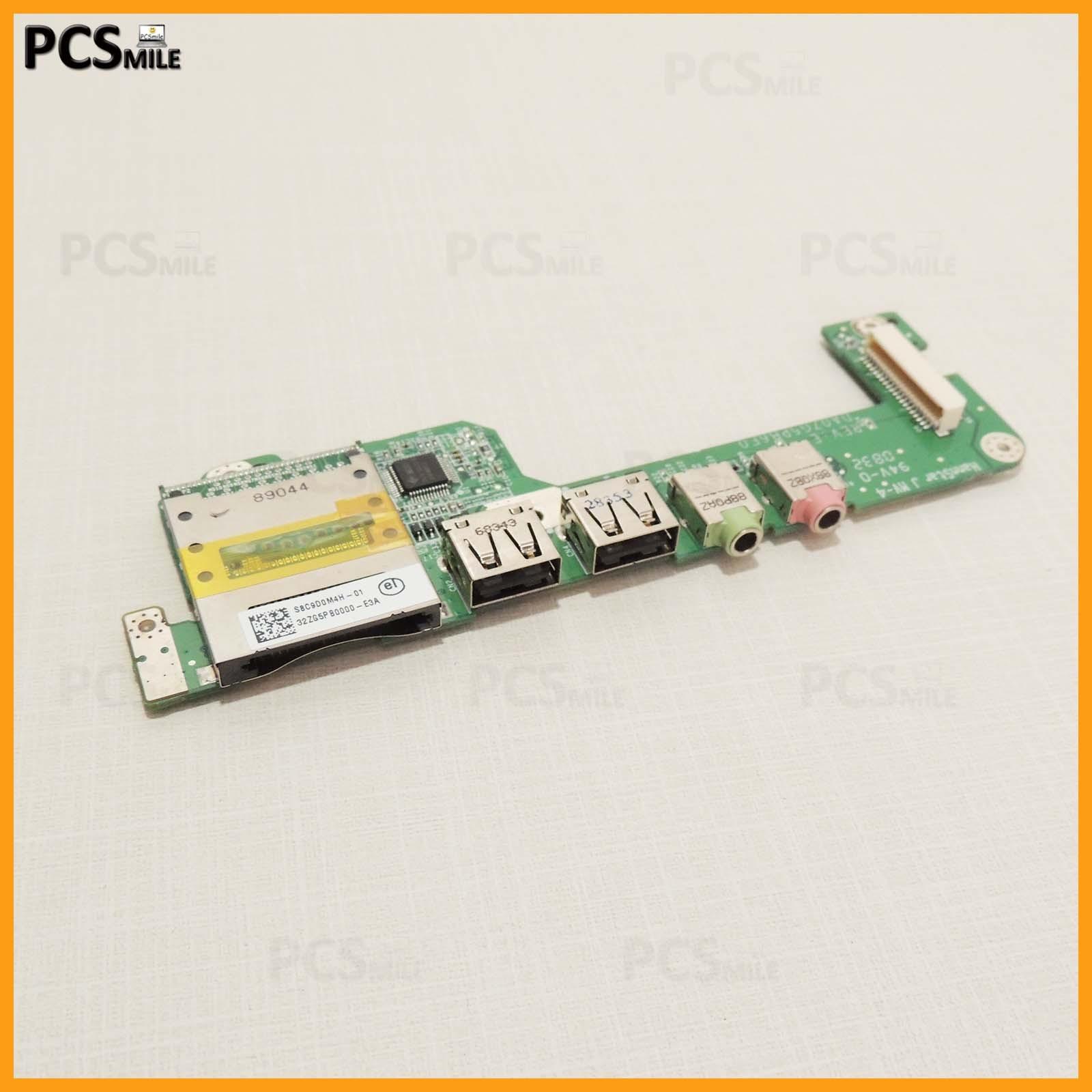 Scheda audio card reader USB Acer Aspire One ZG5 DA0ZG5P86E0 REV:E