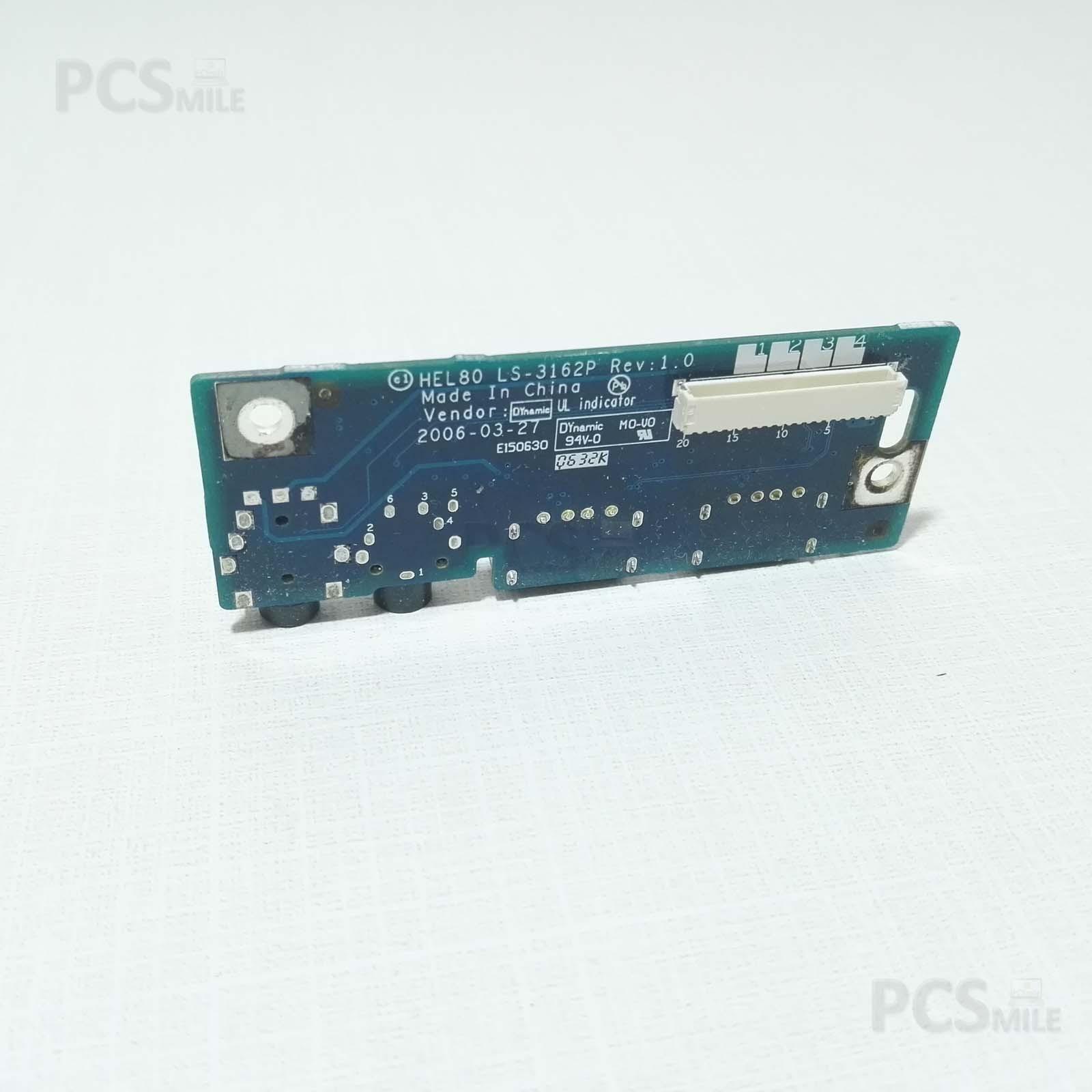 Scheda audio USB Olidata tehom CW4800 HEL80 LS-3162P, 455BE80L01