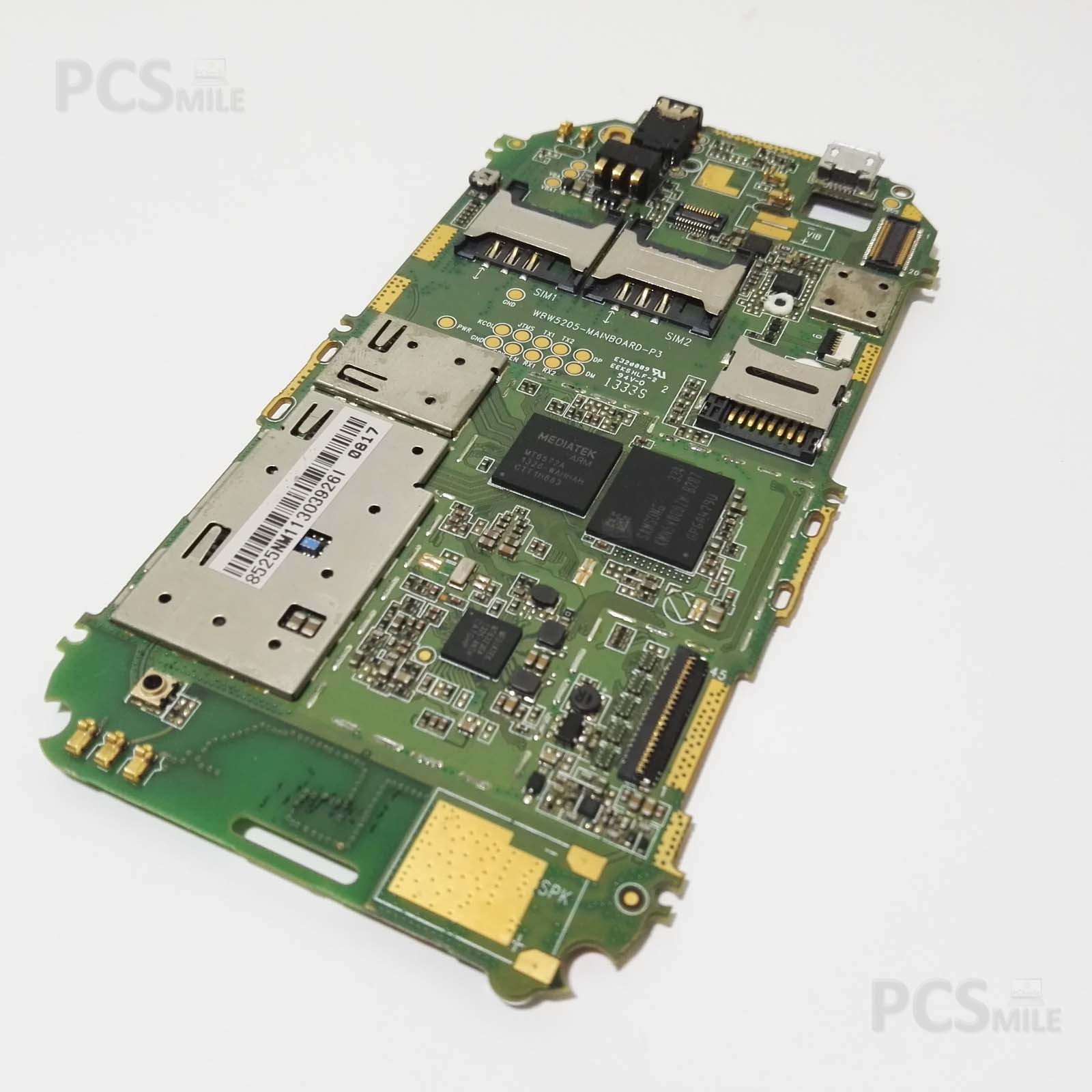 Scheda madre WBW5205-MAINBOARD-P3 NGM Dynamic Fun solo SIM2 mainboard