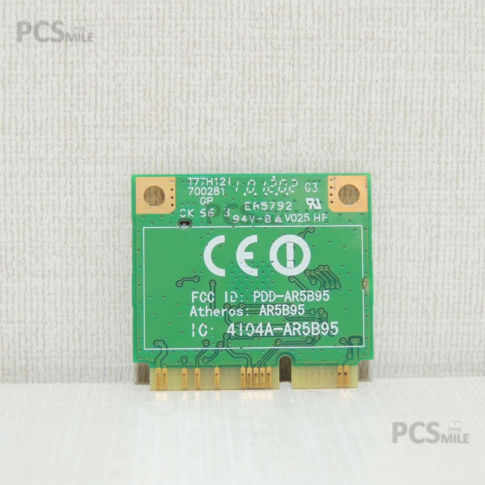 Atheros AR5B95 Scheda WiFi Wireless Mini PCI Express notebook