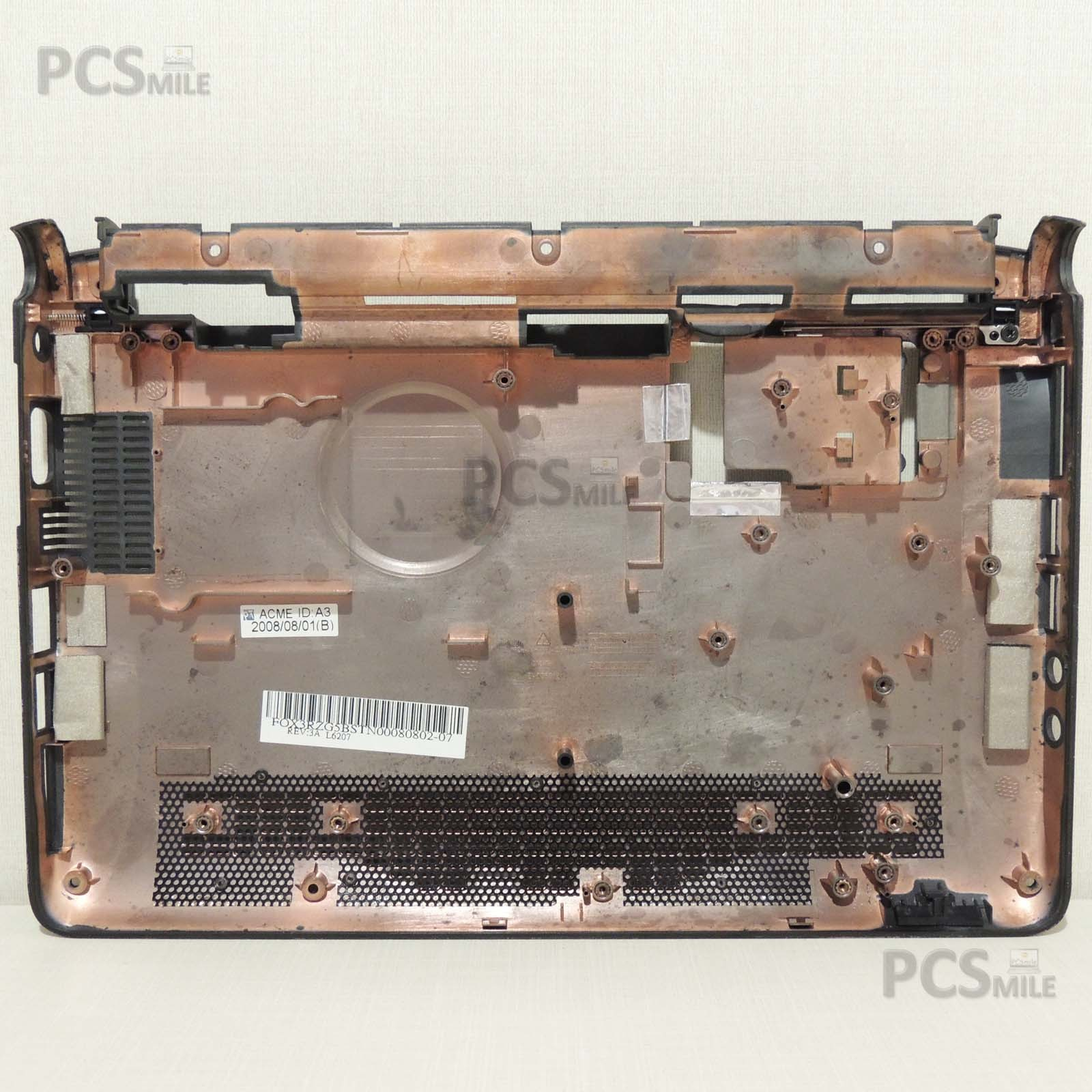 Scocca posteriore Acer Aspire one ZG5 Series Cover ACME ID:A3 PTKS PT-4
