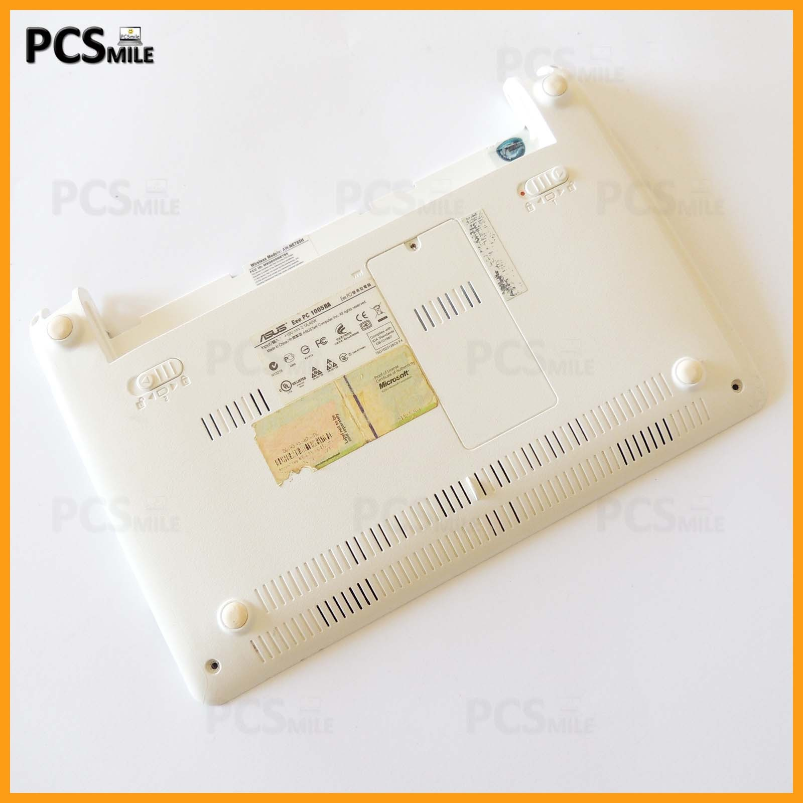 Scocca posteriore Asus Eee PC 1005HA + speaker casse audio