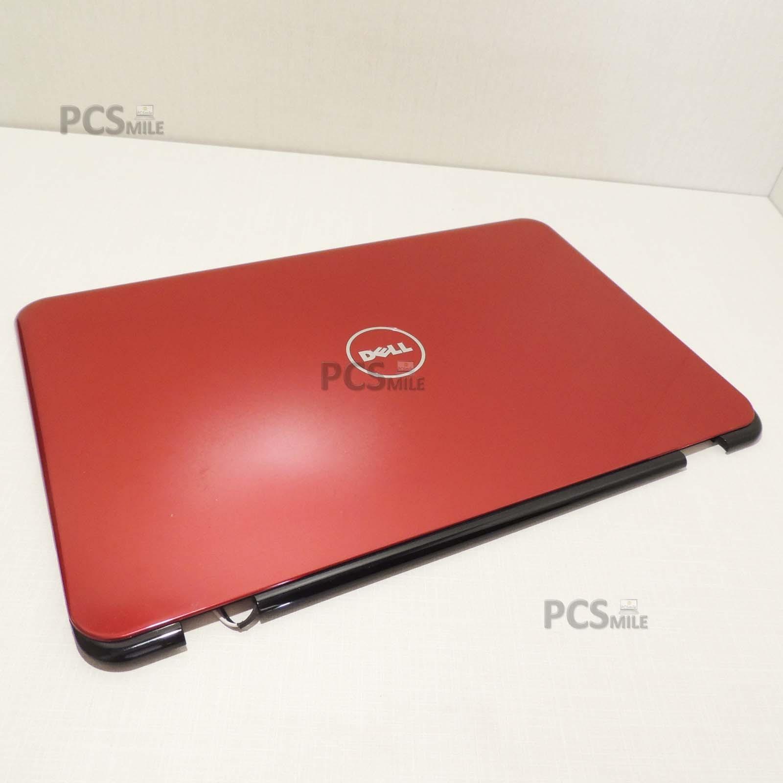 Scocca posteriore LCD Dell Inspiron 15R N5010 60.4HH32.021 REV: A01 rossa