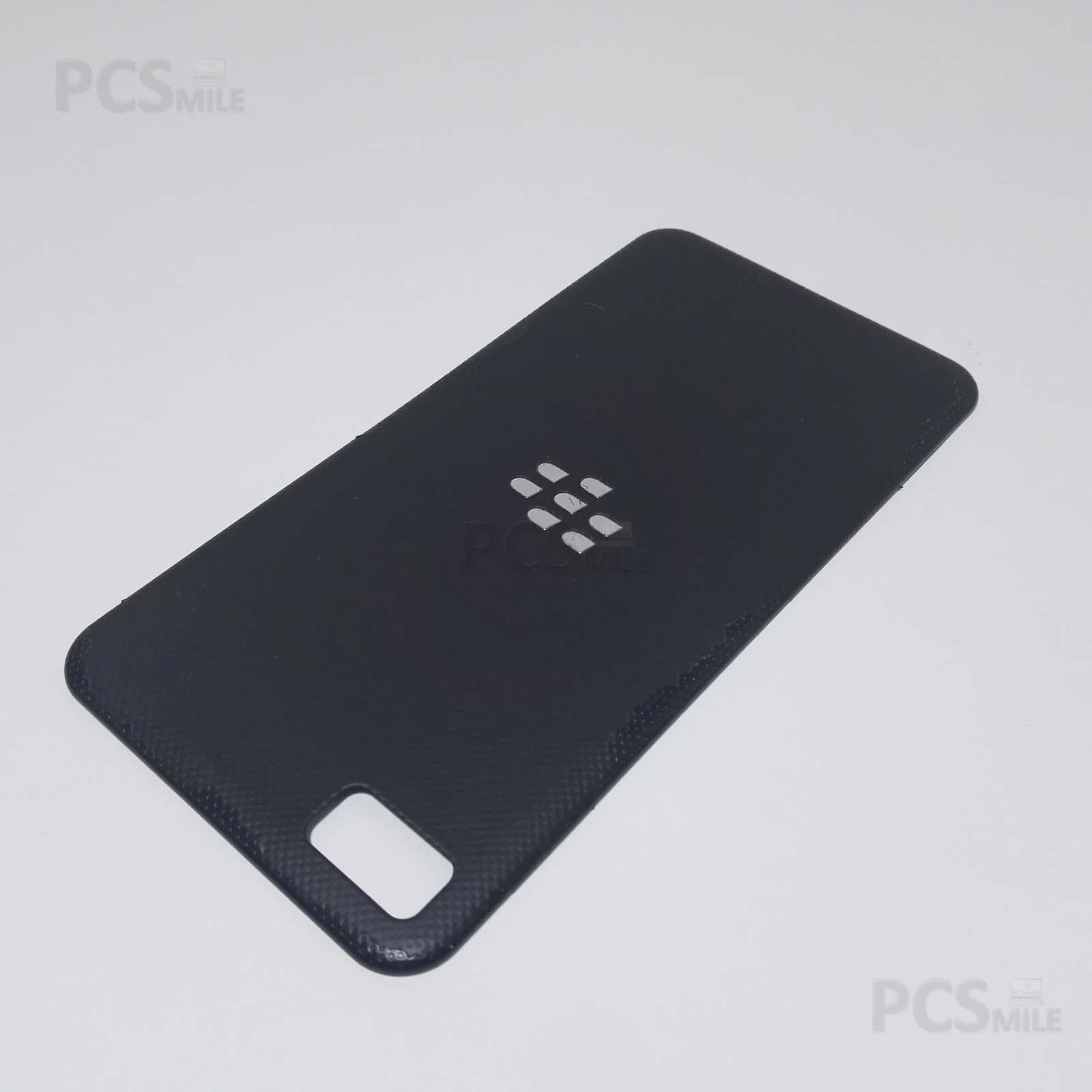 Scocca posteriore originale Black nero BlackBerry Z10 STL100-2 cover copri batt