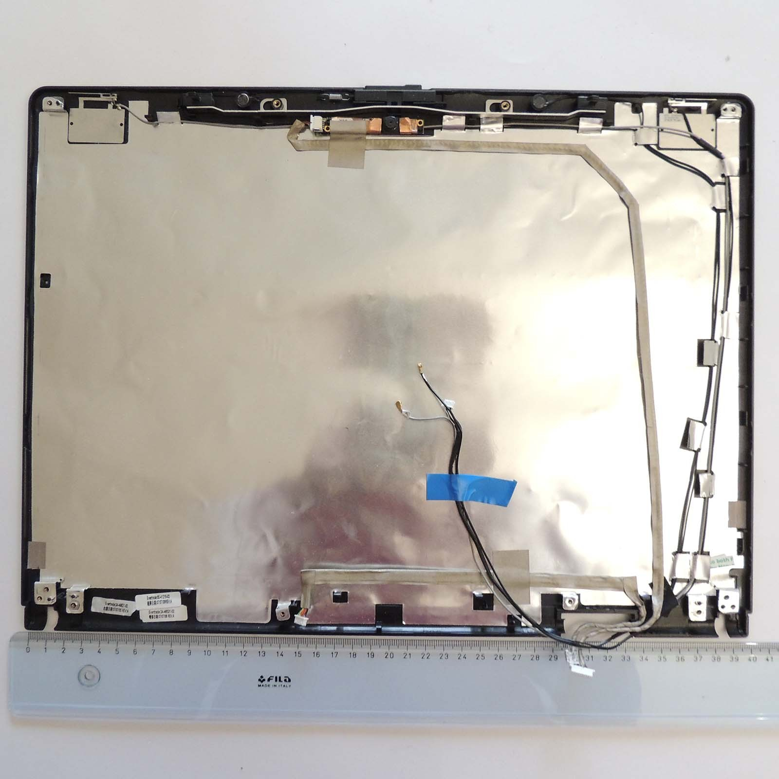 Scocca schermo Amilo XA255A fujitsu siemens webcam microfono 80-41219-02