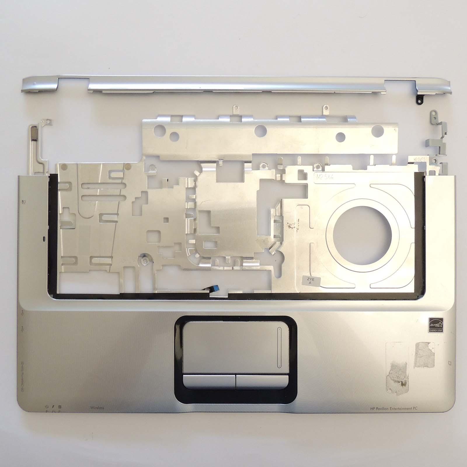Scocca touchpad HP Pavilion DV6705el ZYE37AT3TATP393E cover tastiera