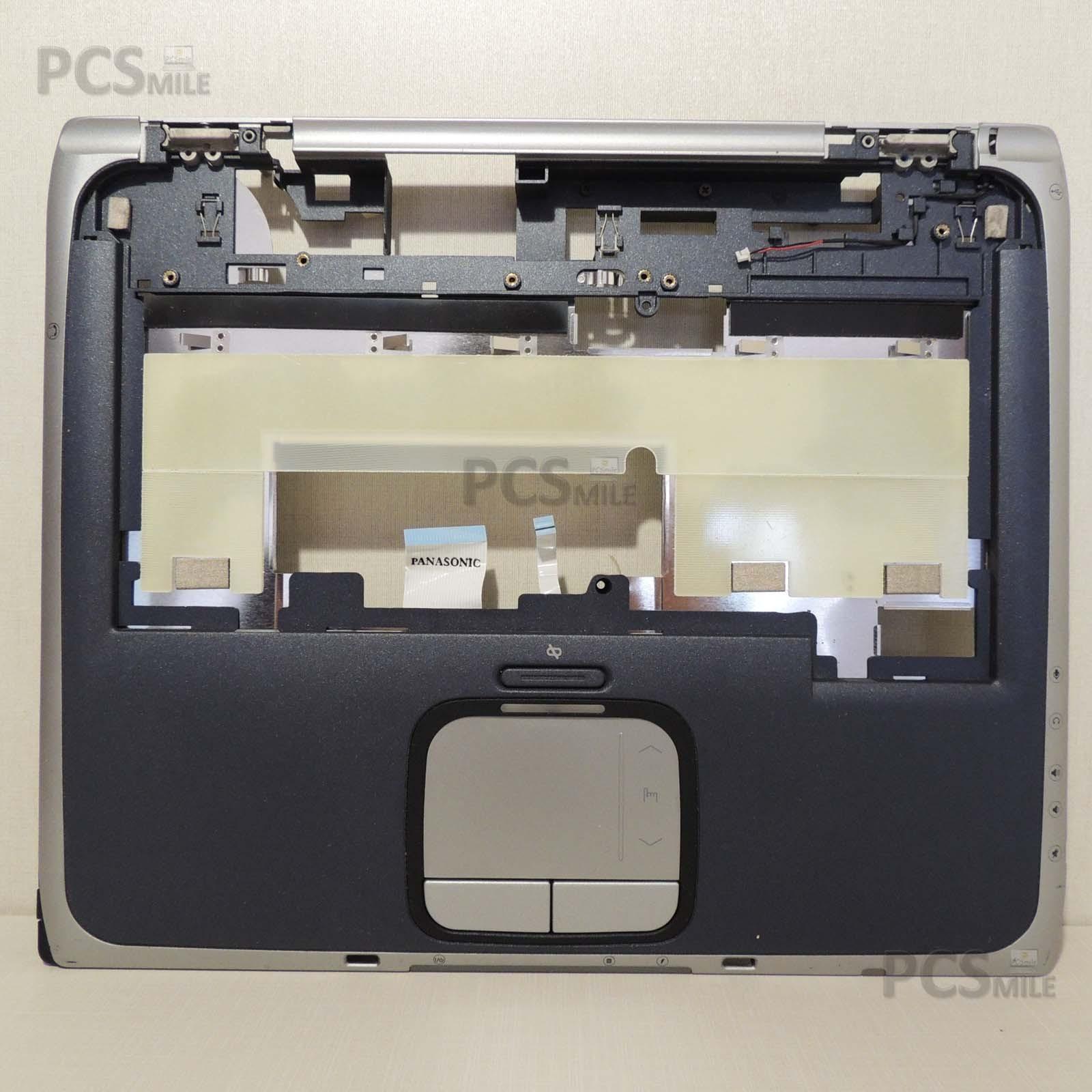 Scocca Touchpad poggia polsi HP Pavilion ZE5500 Lettore Floppy 44KT9TATP11