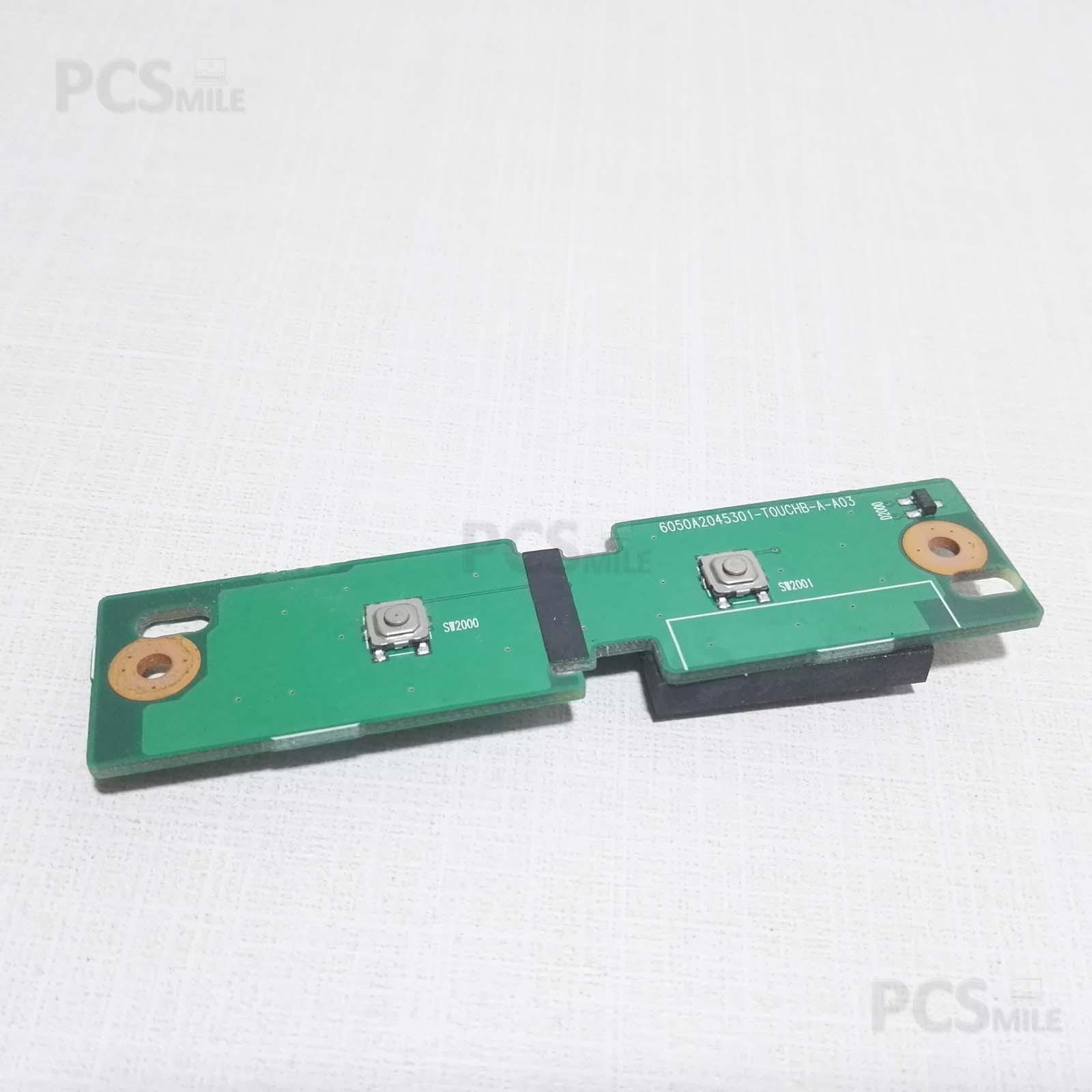 Tasti mouse button mouse Toshiba Satellite A100 6050A2044101-HOTKEYB-A04