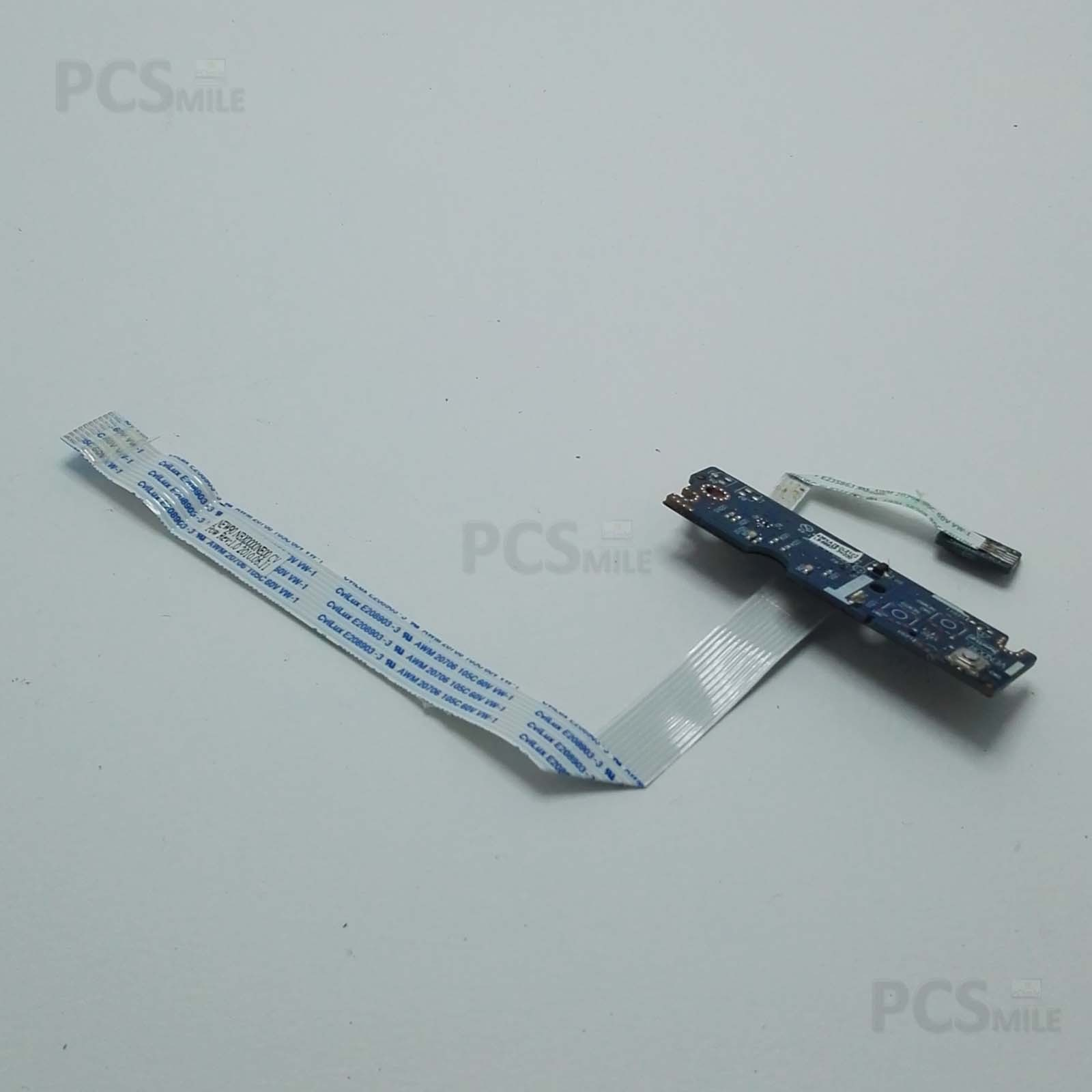 Tasto accensione Packard bell EasyNote TM85 Power button LS-5893P Acer Emachine