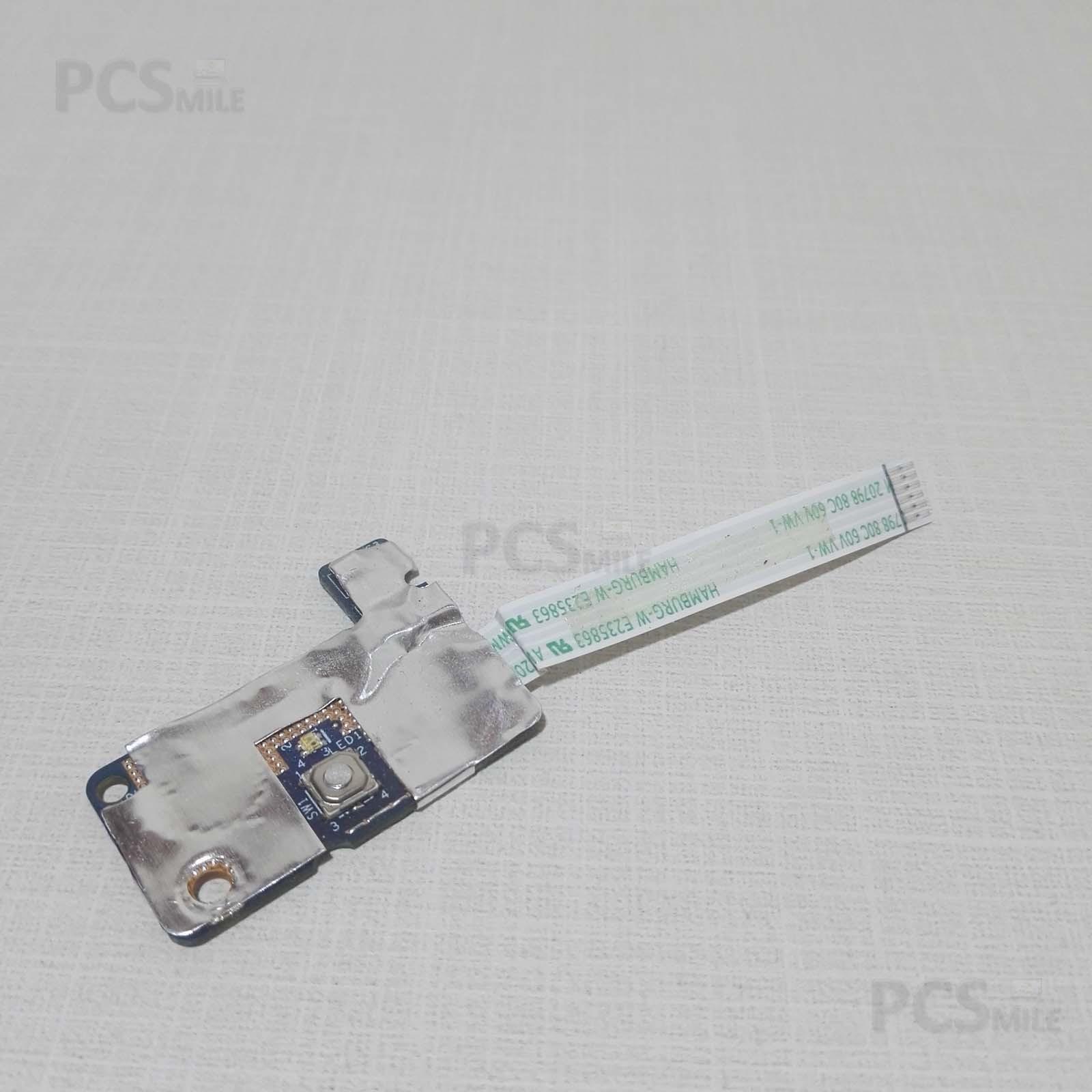tasto WiFi LS-3735P Compaq Presario c700 Pulsante switch NBX00005O00