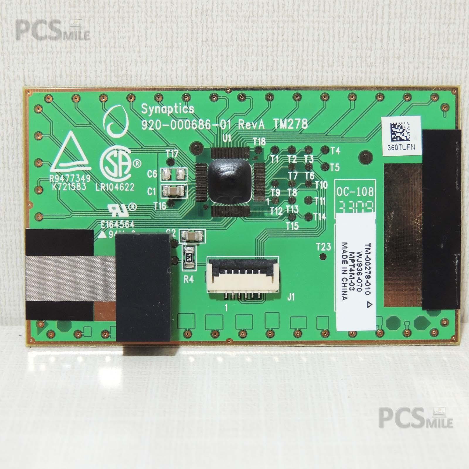Touchpad originale Fujitsu Esprimo Mobile V6555 Z17M 920-000686-01 REVa tm278