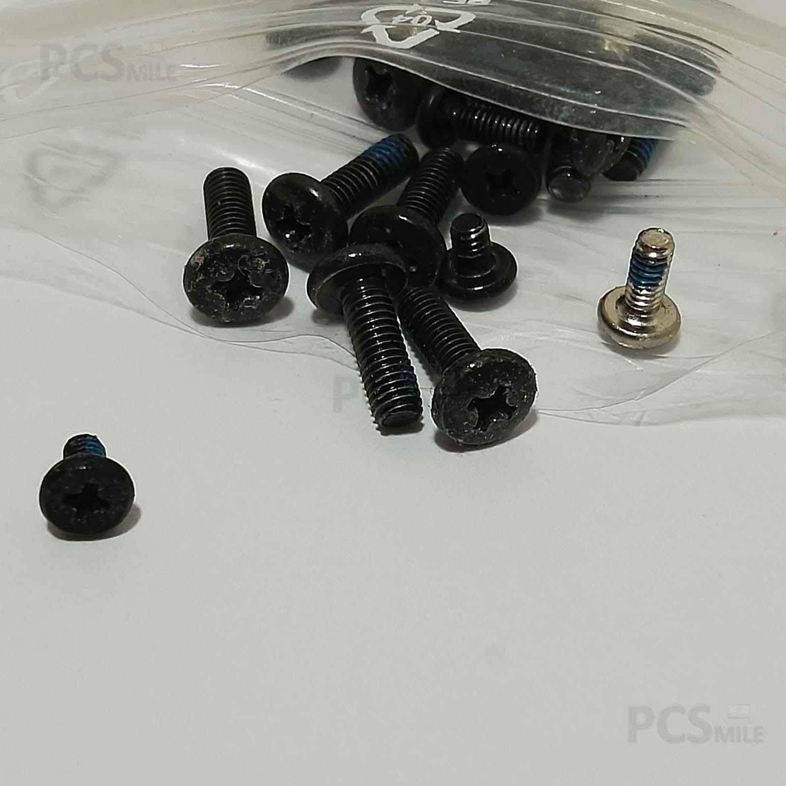 Viti per Samsung NP-R530 Set completo per riparazioni