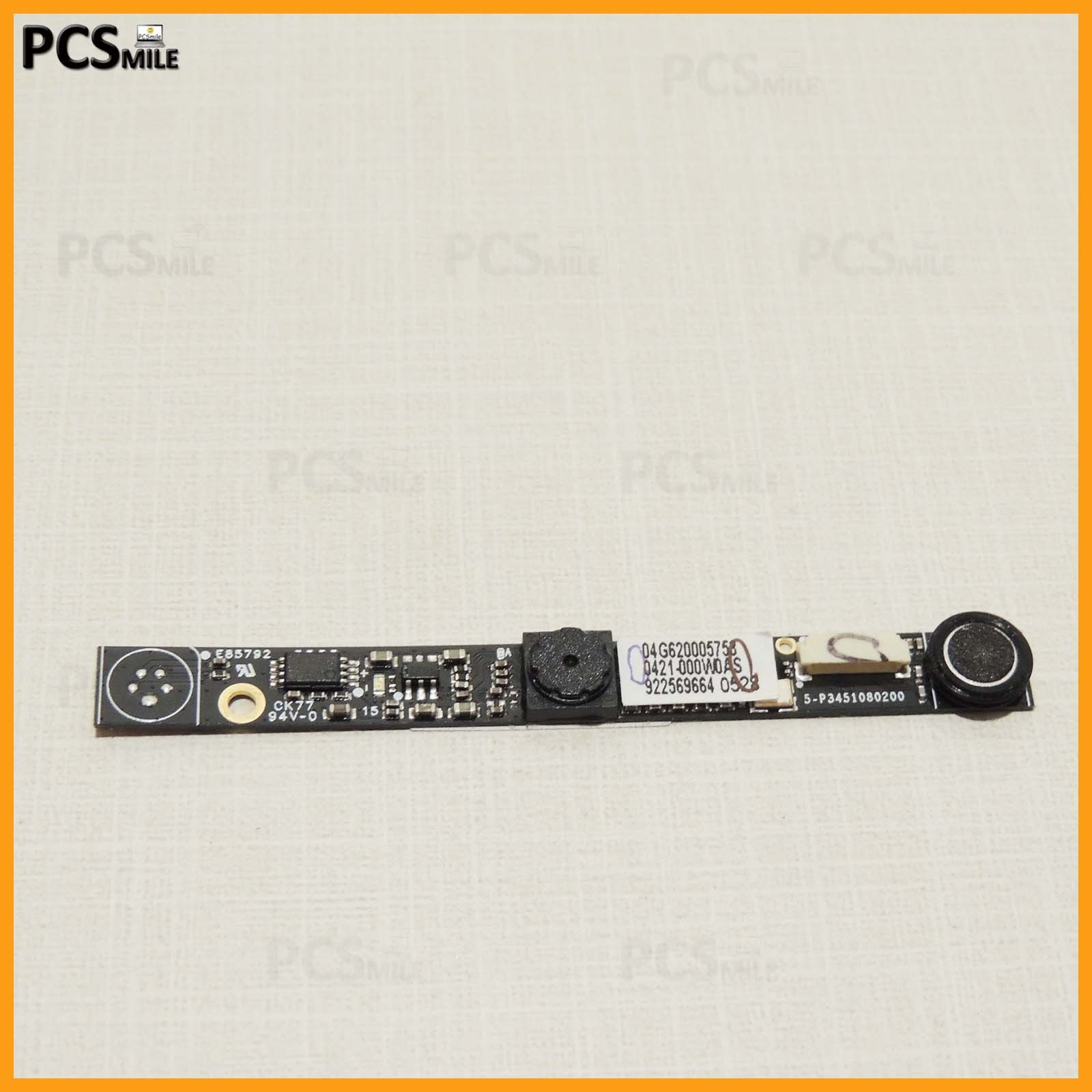 Webcam Asus Eee PC 1005HA S-P3451080200 0421-000w0as922569664